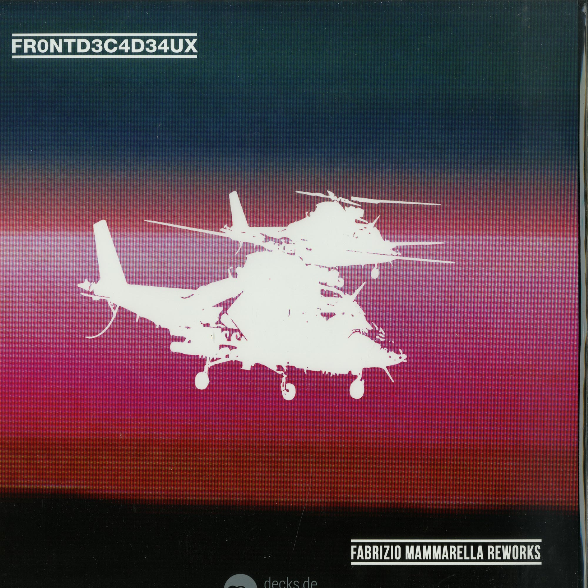 Front De Cadeaux - FABRIZIO MAMMARELLA REWORKS EP