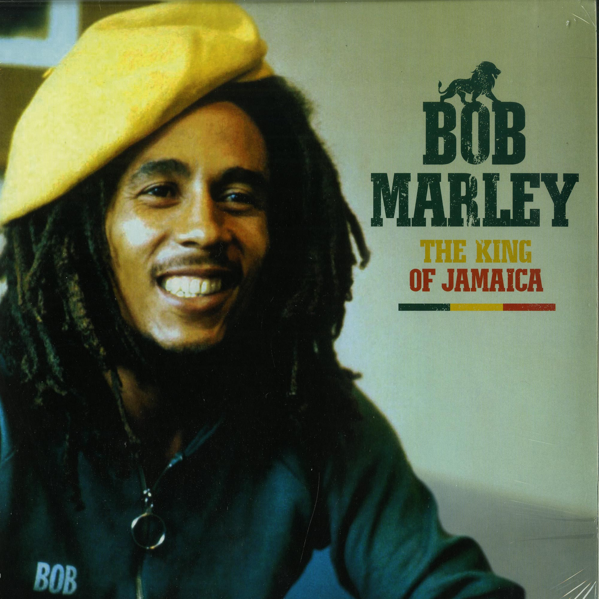 Bob Marley - THE KING OF JAMAICA