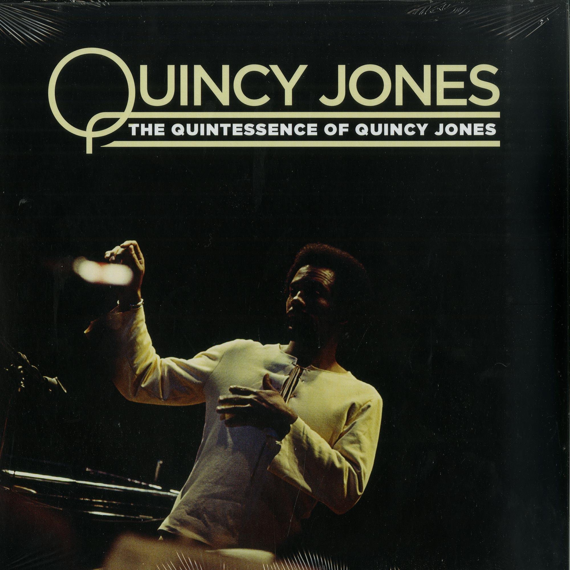 Quincy Jones - THE QUINTESSENCE OF QUINCY JONES