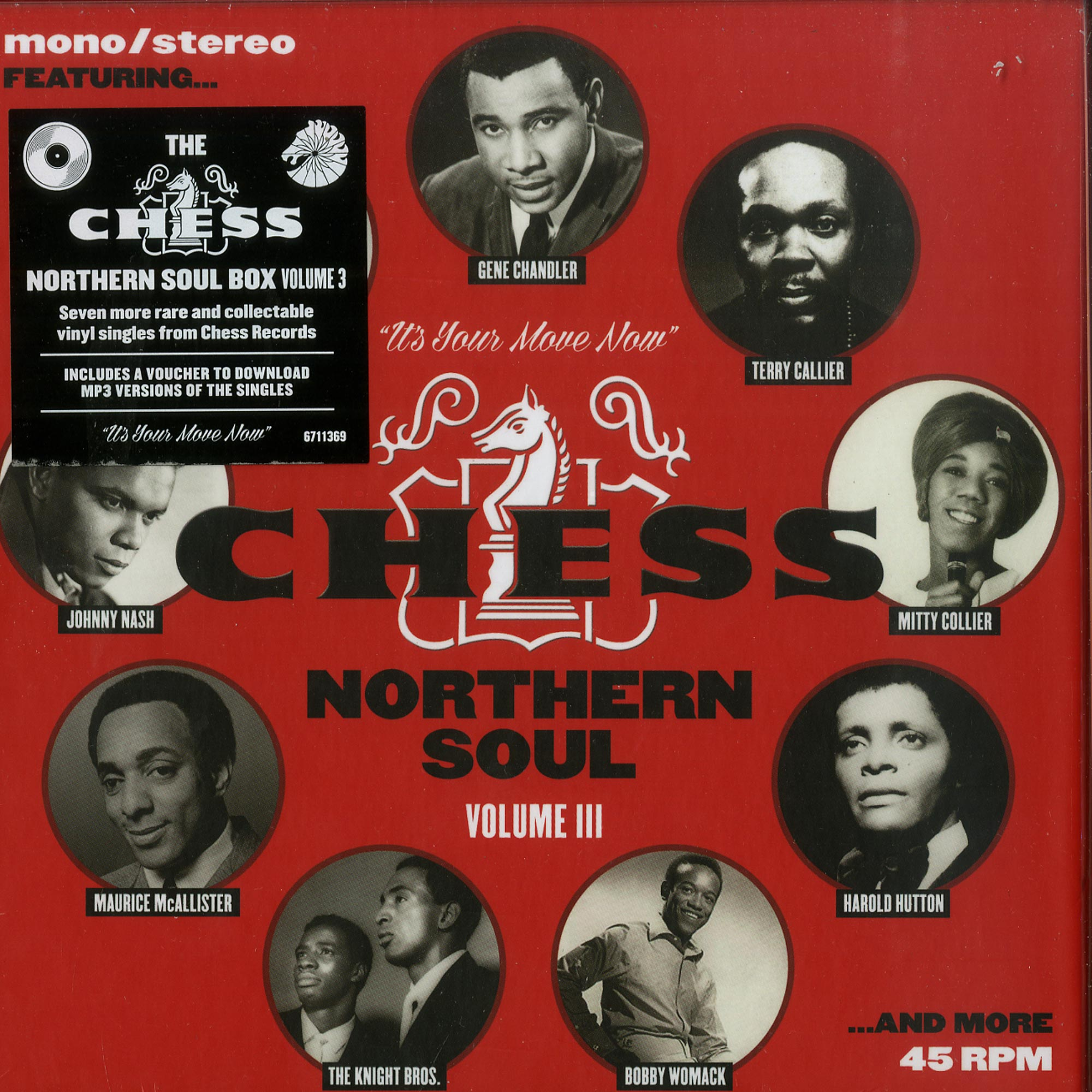 Various Artists - CHESS NORTHERN SOUL VOL. 3