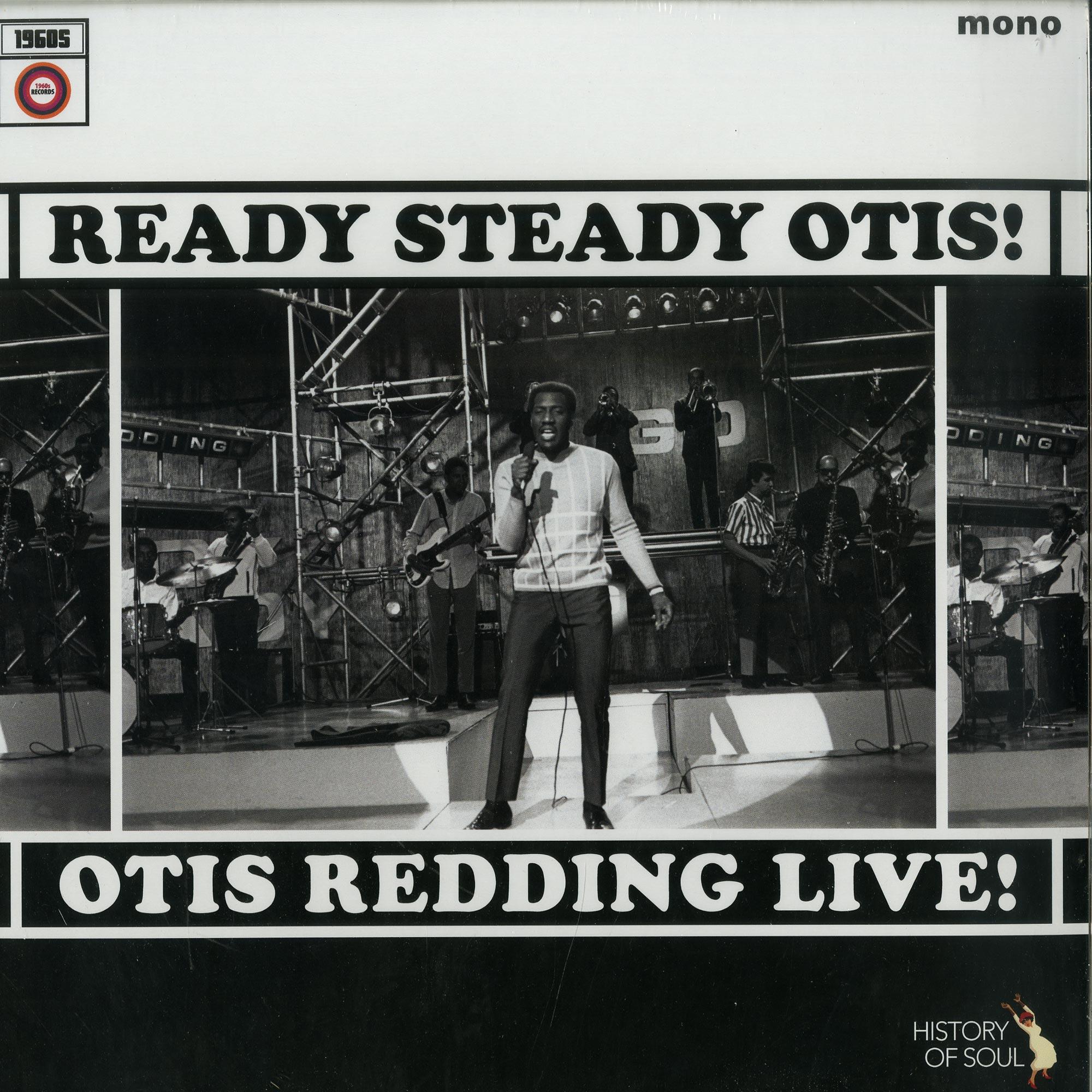 Otis Redding - READY, STEADY, OTIS!