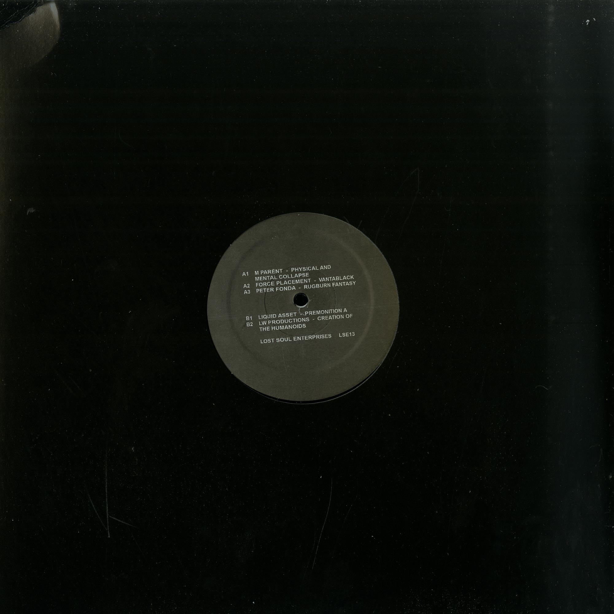 Various Artists - LSE13 EP