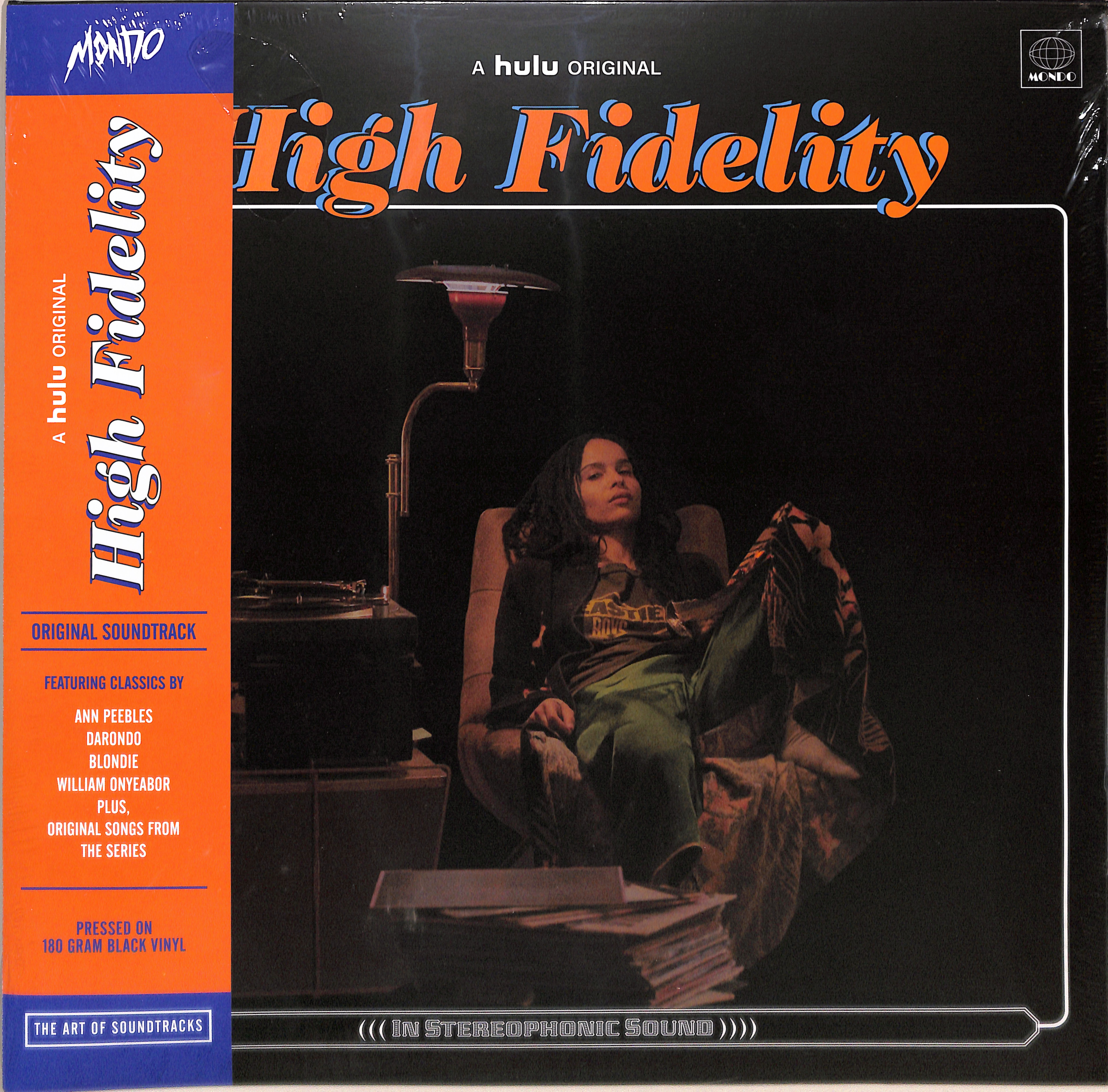 Various Artists - HIGH FIDELITY O.S.T.