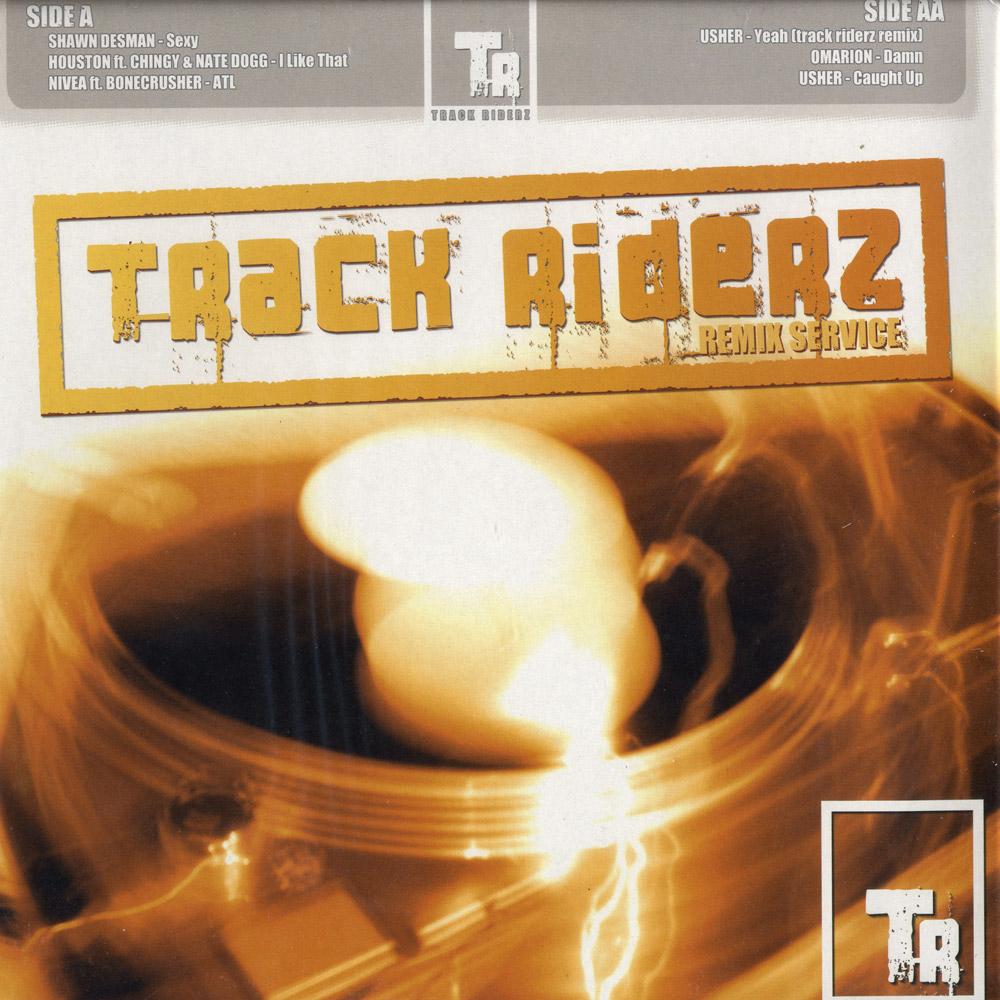 Various Artists - TRACK RIDERZ REMIX SERVICE