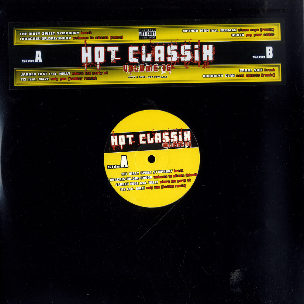 Various Artists - HOT CLASSIX VOL. 16