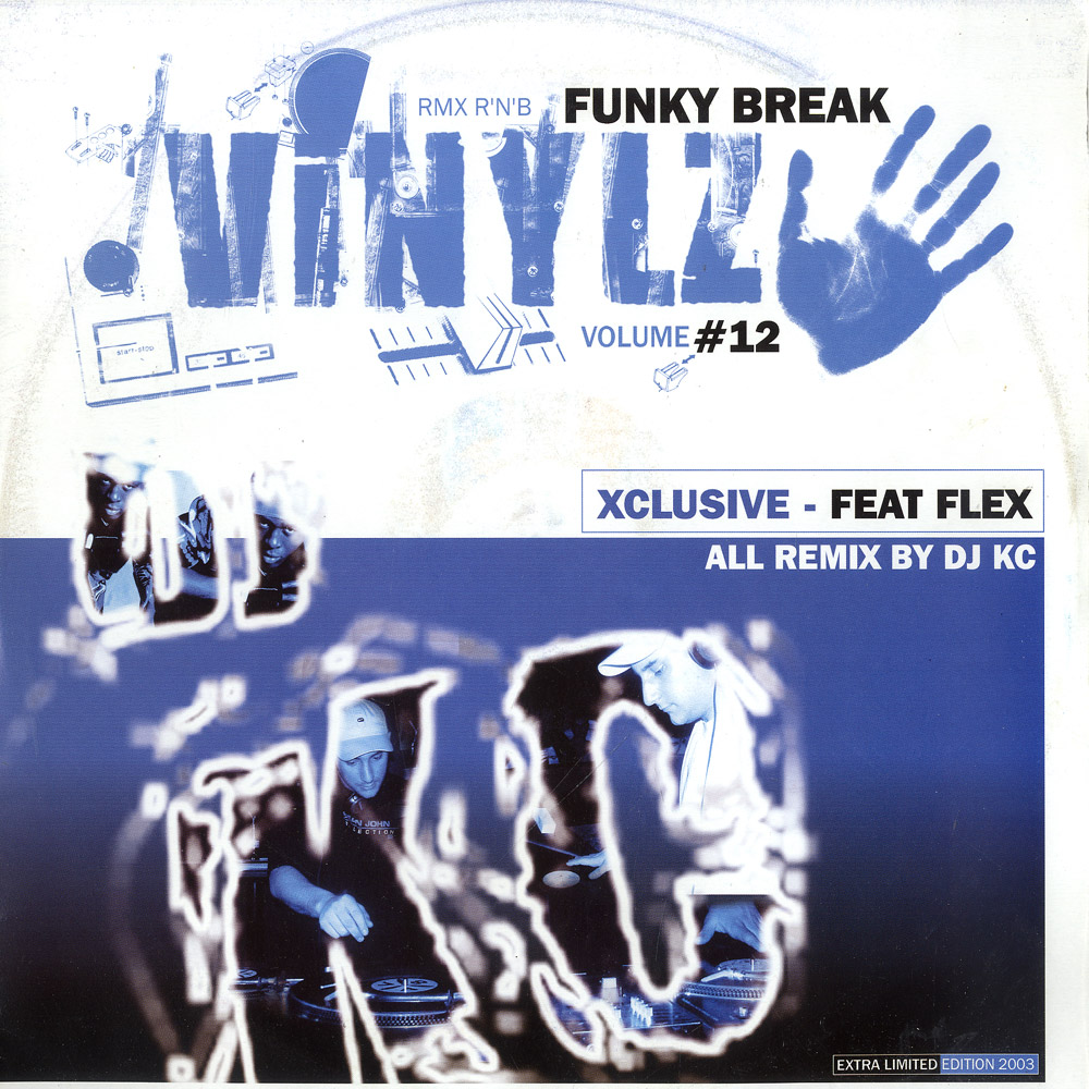 Exclusive feat Flex - FUNKY BREAK VOL.12