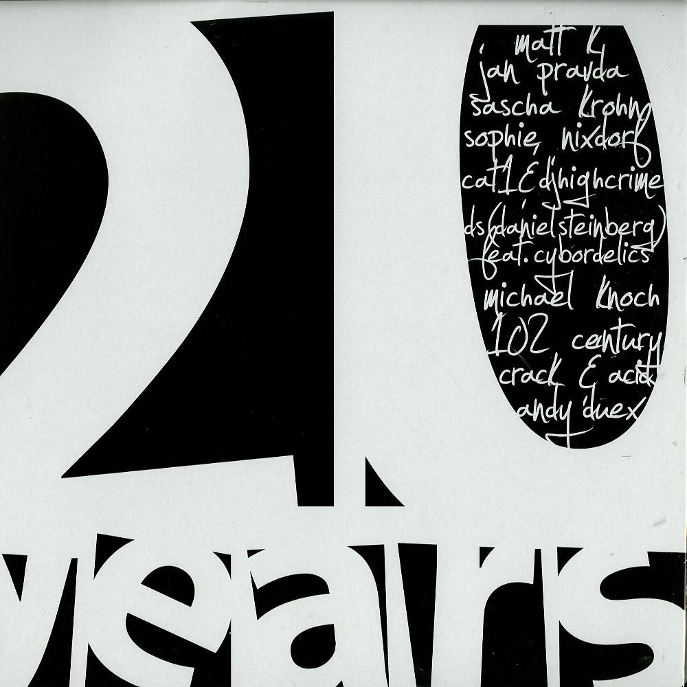 Various Artists - 20 YEARS ALBUM