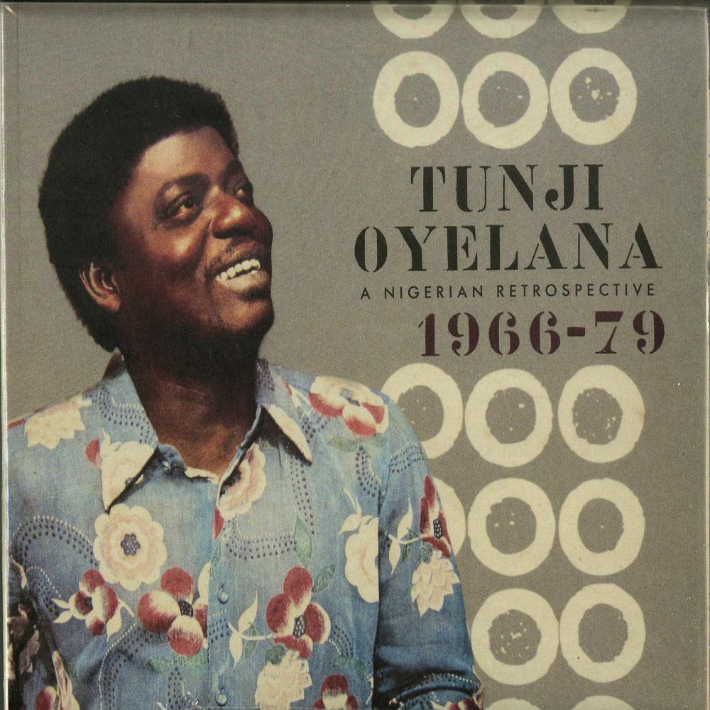 Tunji Oyelana - A NIGERIAN RETROSPECTIVE 1966 -89