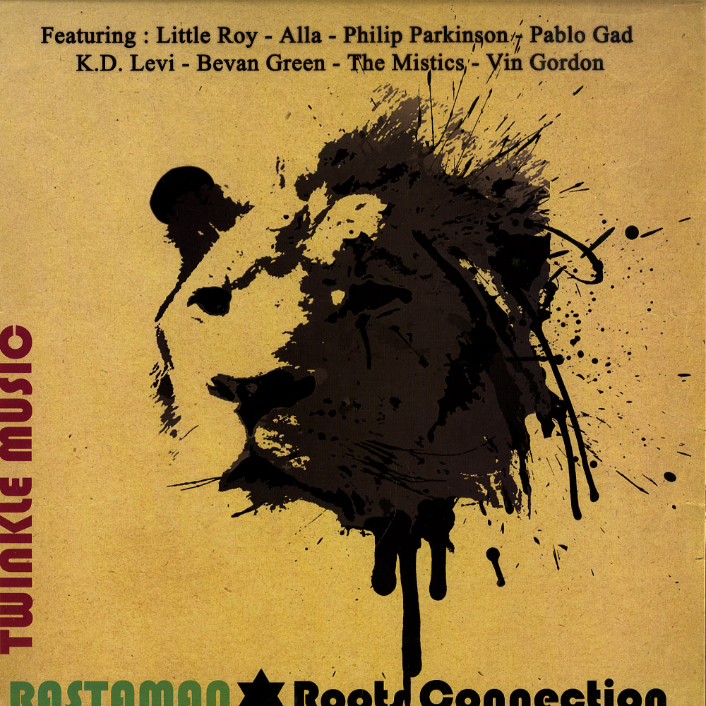 Various Artists - RASTAMAN ROOTS CONNECTION
