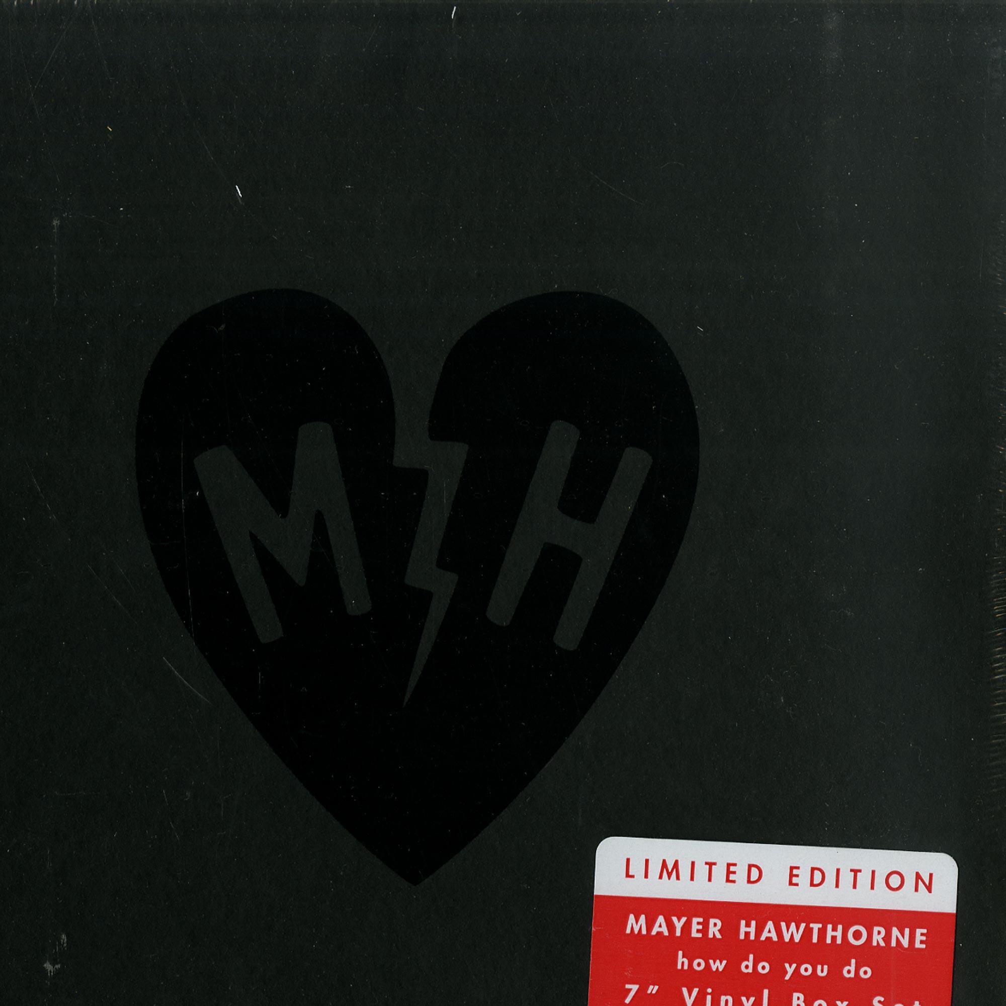 Mayer Hawthorne - HOW DO YOU DO?