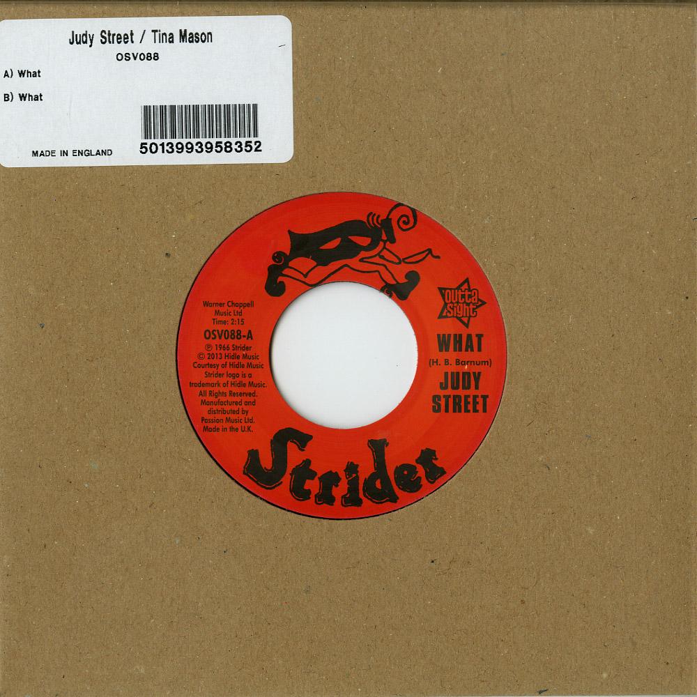 Judy Street / Tina Mason - WHAT