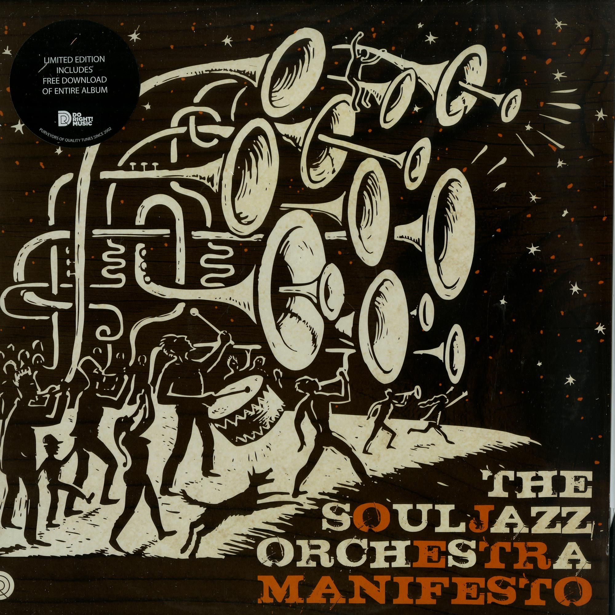 Souljazz Orchestra - MANIFESTO