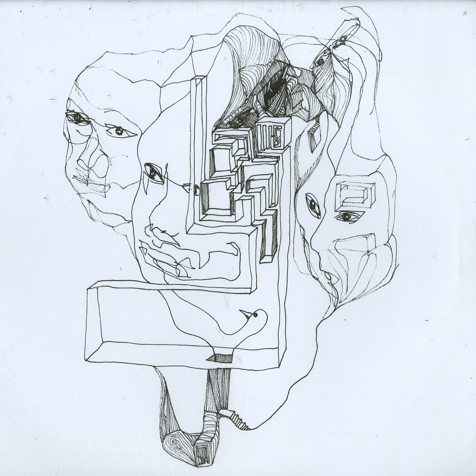 Strange Audio Dreams - ERROR DESIGN