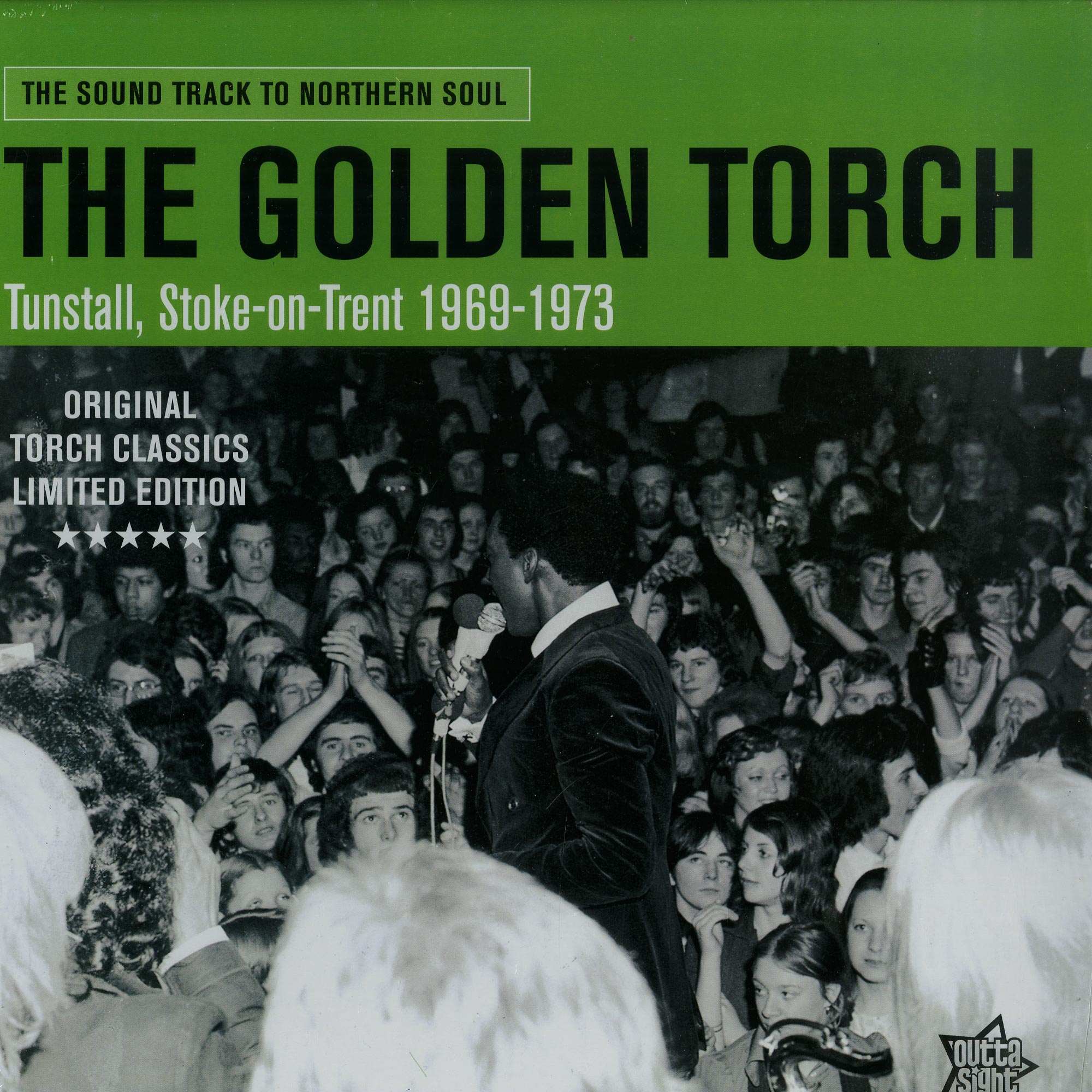 Various Artists - THE GOLDEN TORCH / TUNSTALL. STROKE-ON-TRENT 1969-73