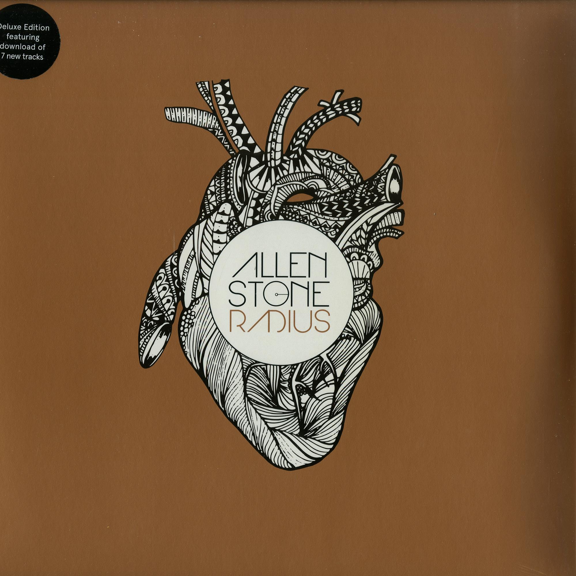 Allen Stone - RADIUS
