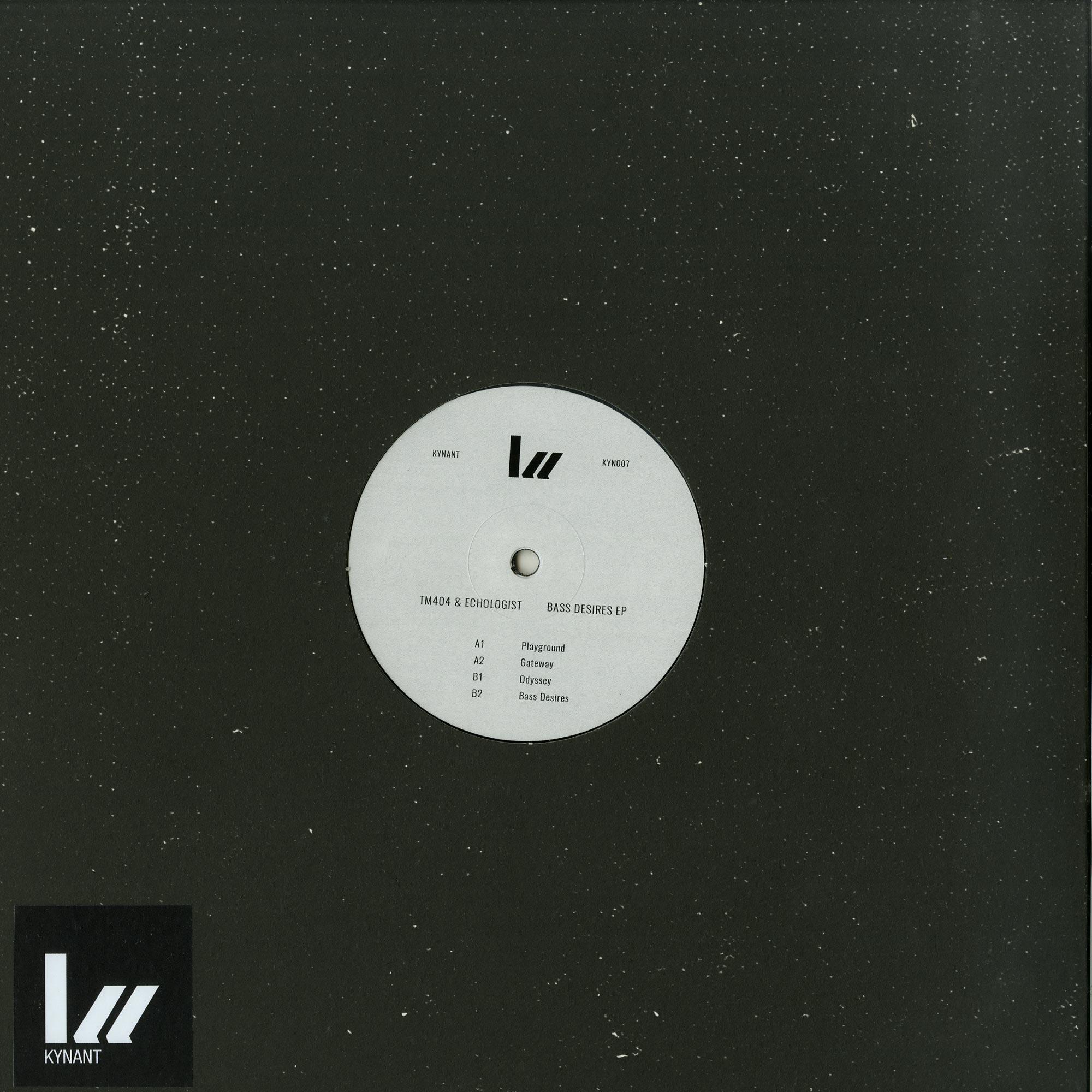 Tm404 & Echologist - BASS DESIRES EP