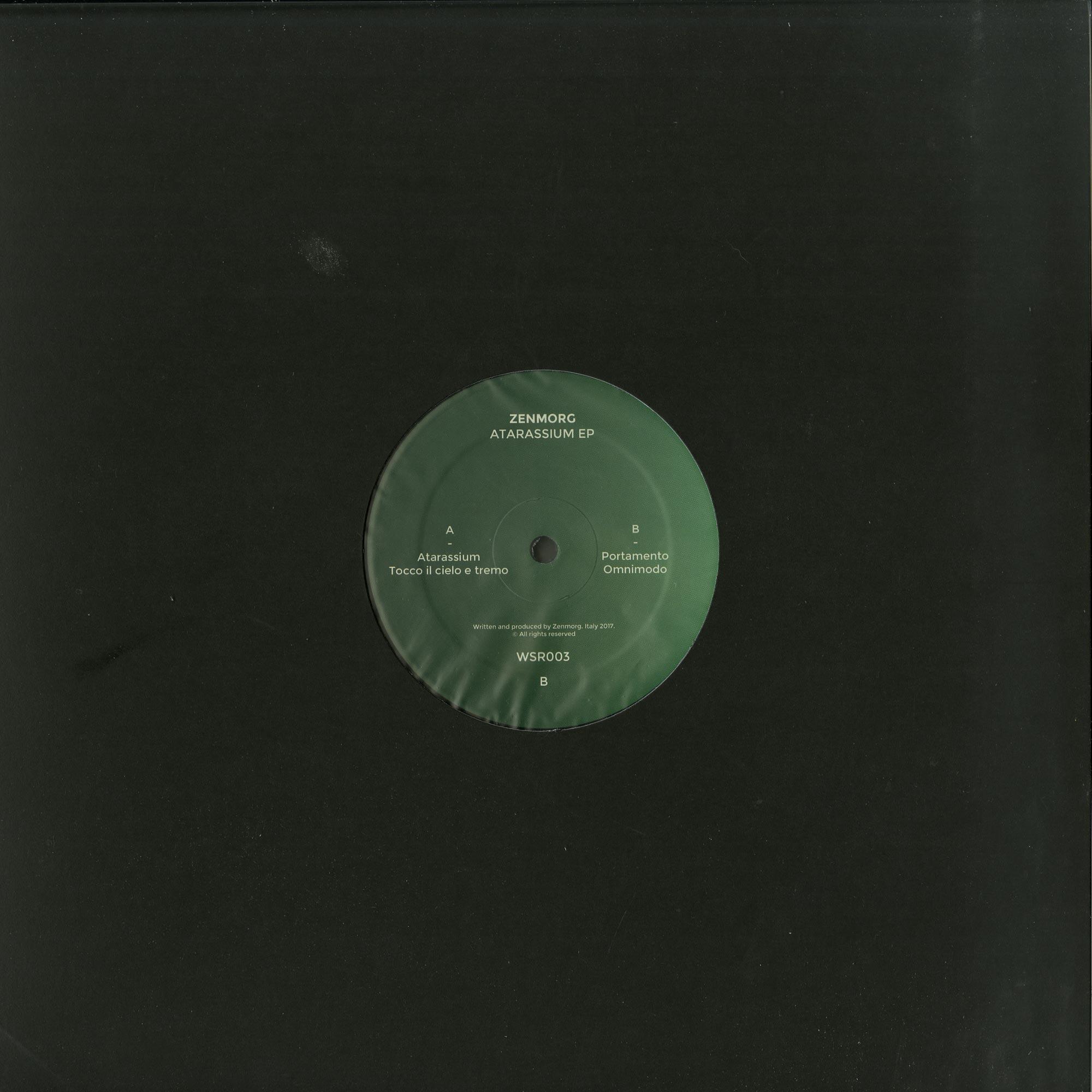 Zenmorg - ATARASSIUM EP