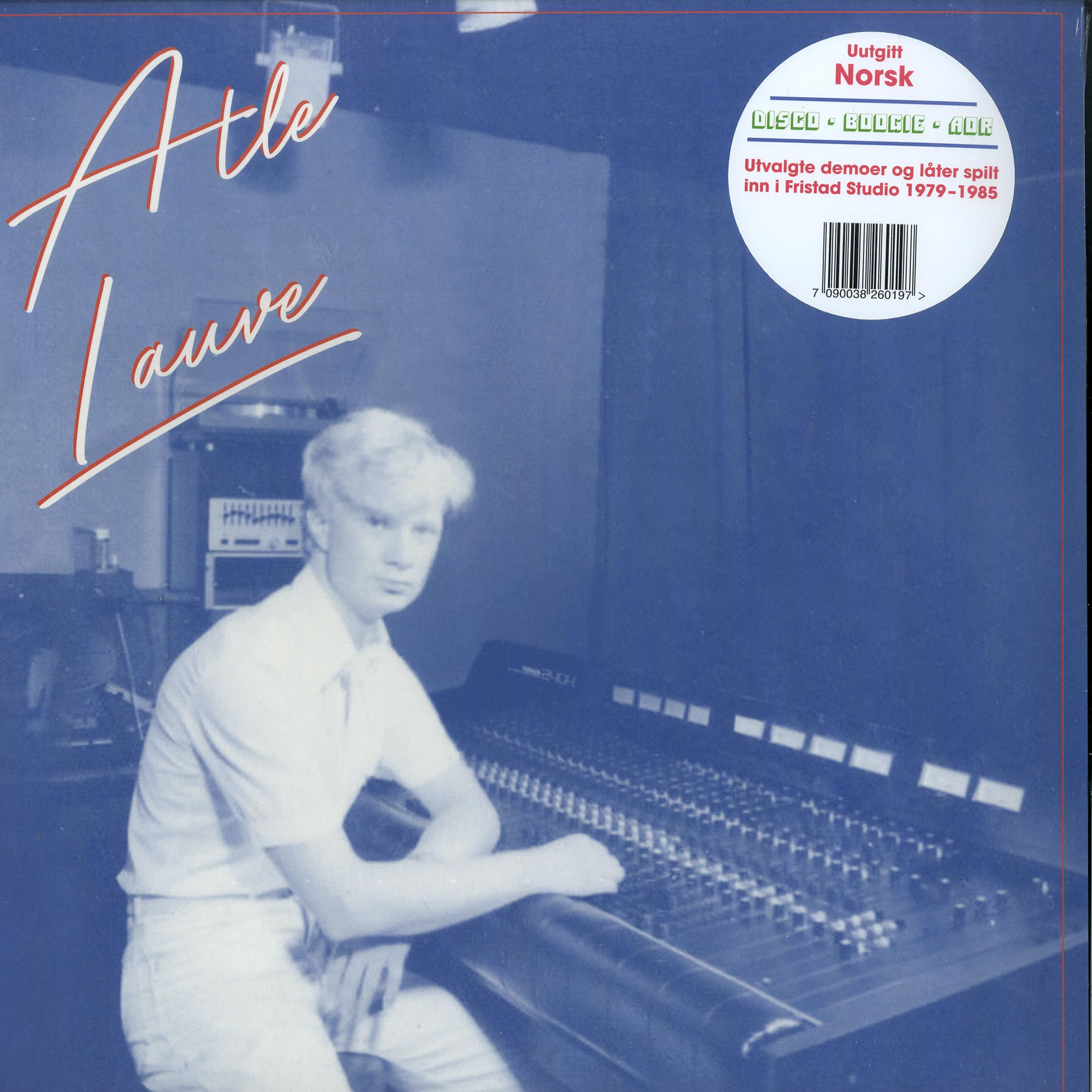 Atle Lauve - ATLE LAUVE