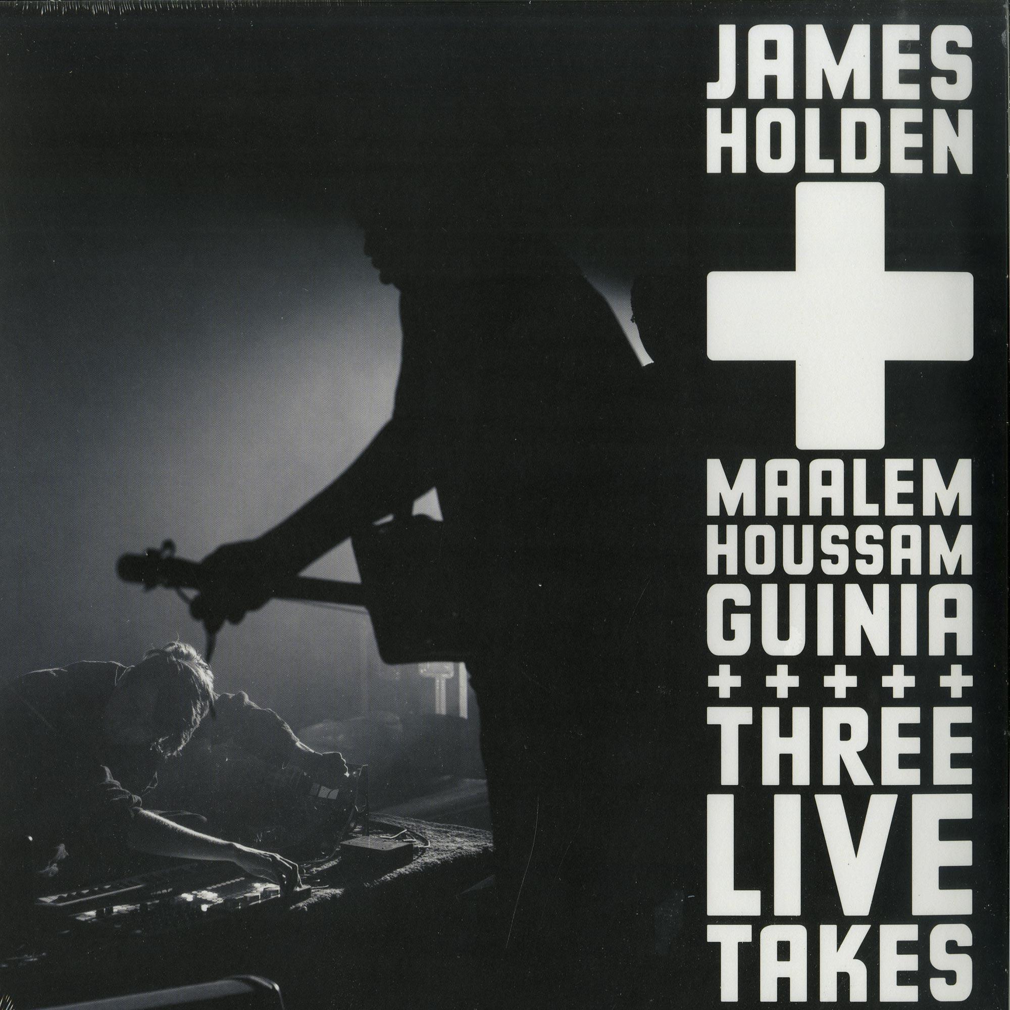 James Holden & Maalem Houssam Guinia - THREE LIVE TAKES