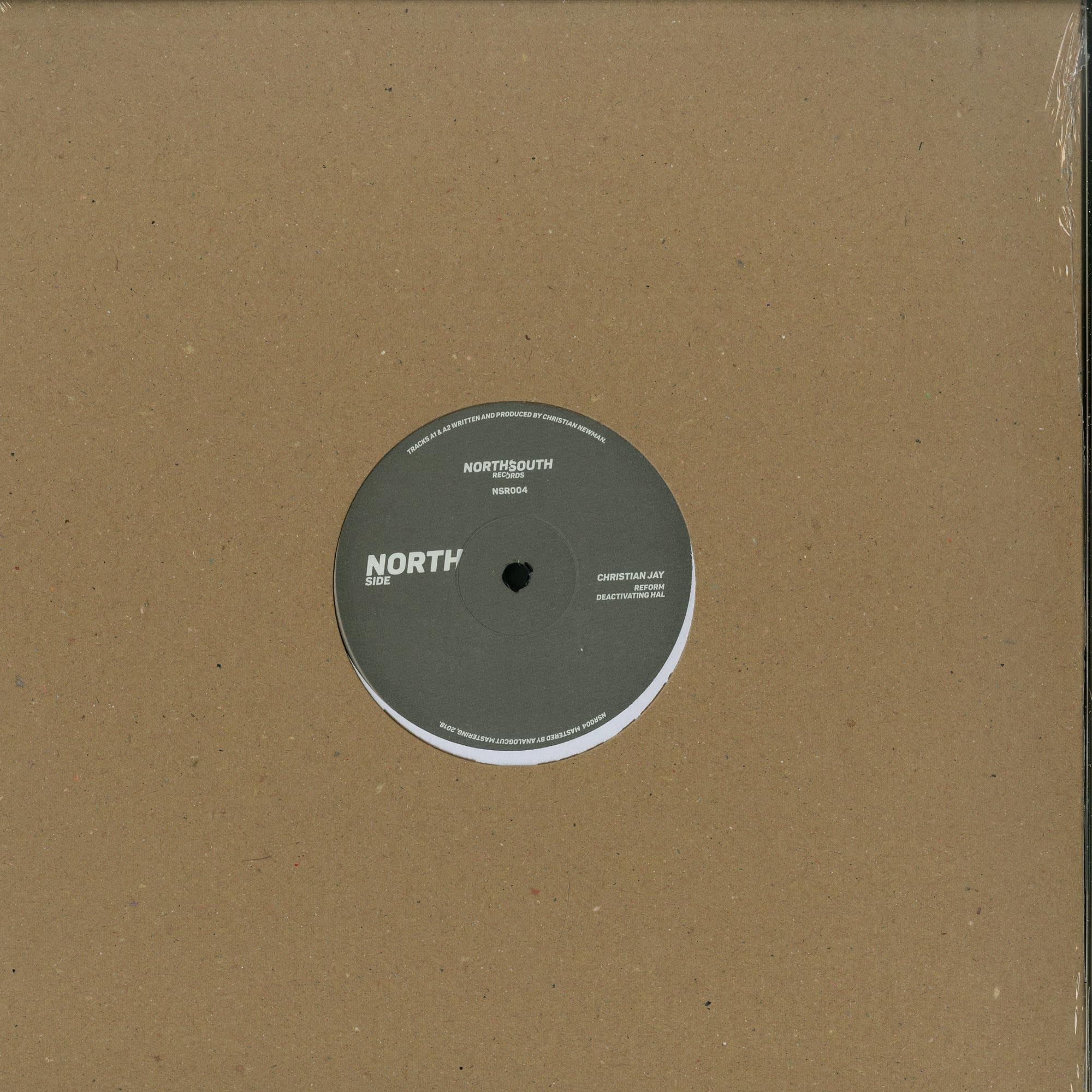 Christian Jay / Rob Amboule - NSR 004