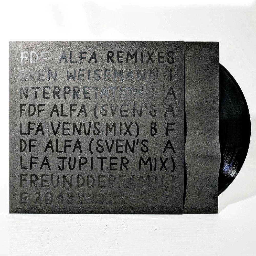 Sven Weisemann Interpretations - ALFA REMIXES 4