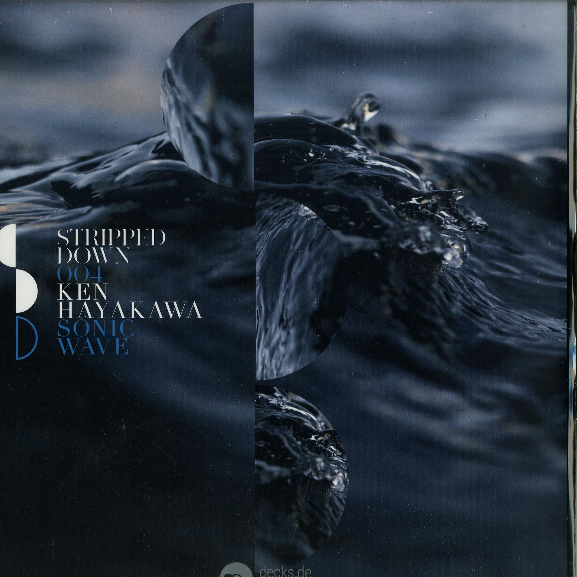 Ken Hayakawa - SONIC WAVE EP
