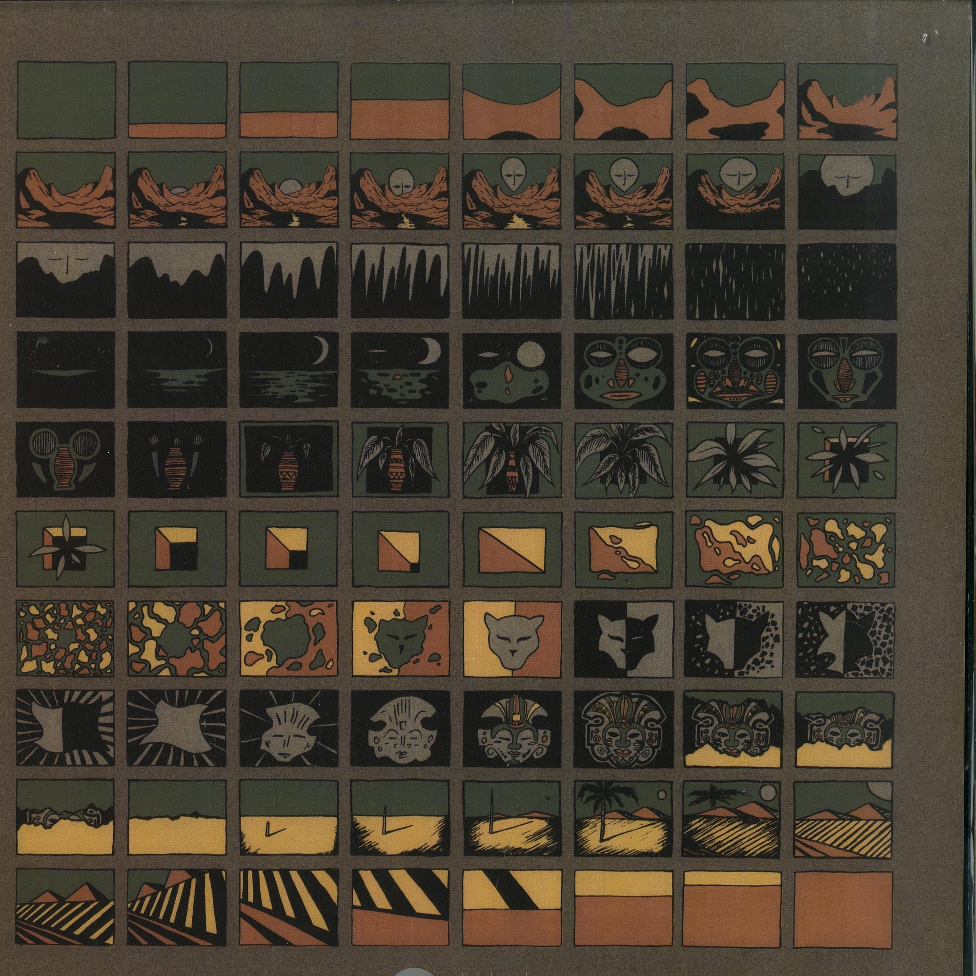 Ferro / William Caycedo / Malin Genie / Ingi Visions - RAW JOINTS 6.1