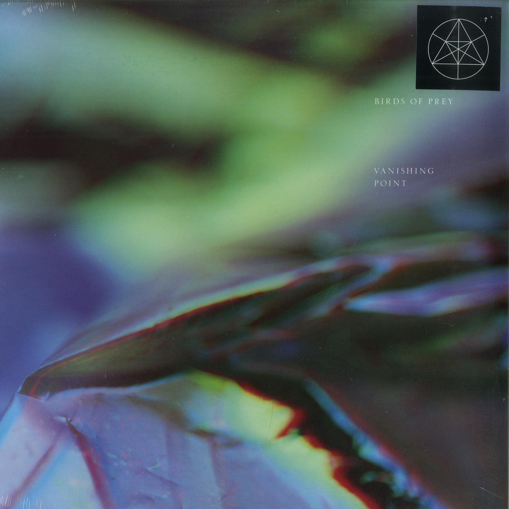 Birds Of Prey Vanishing Point Lp Translucent Blue Vinyl