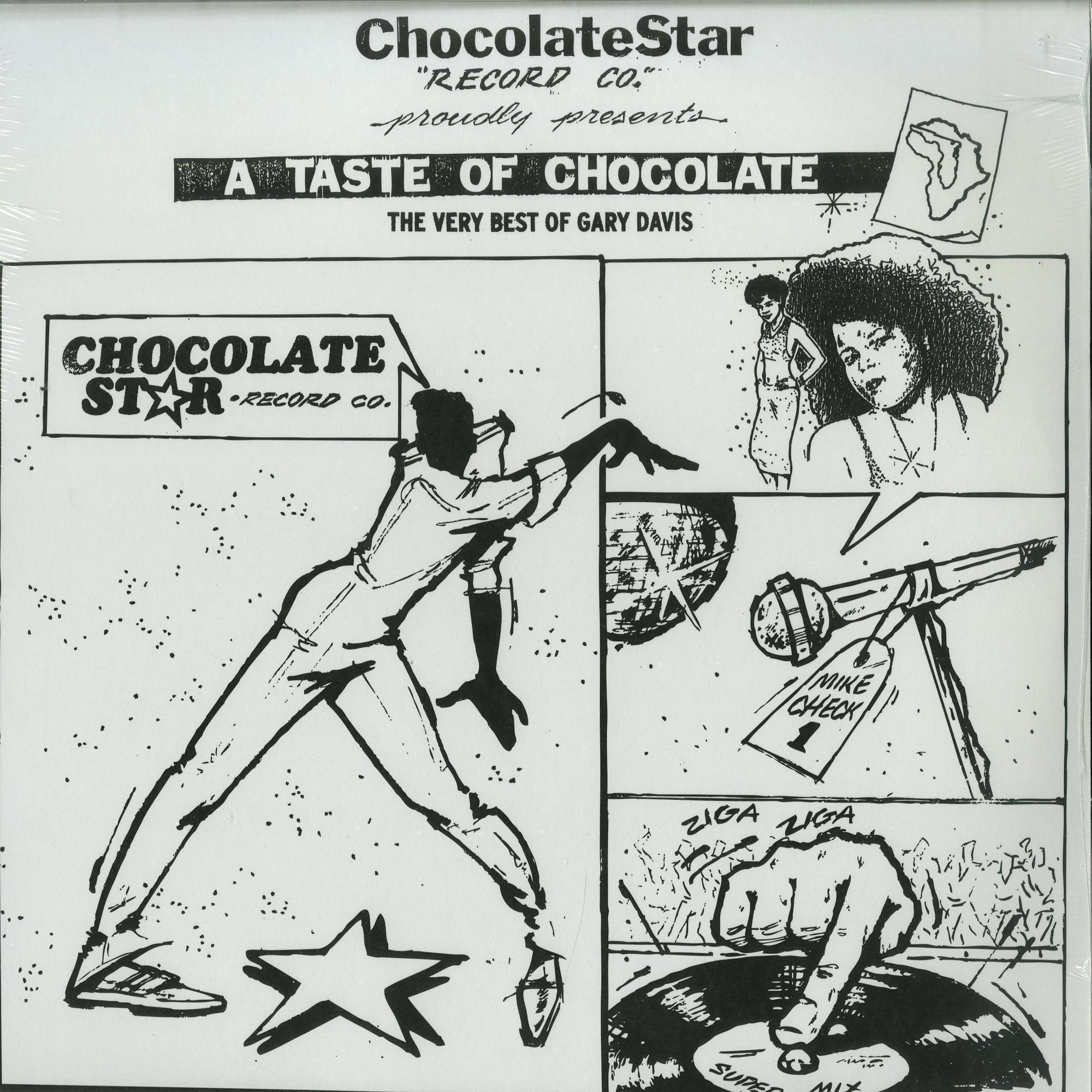 Gary Davis - A TASTE OF CHOCOLATE - THE VERY BEST OF GARY DAVIS