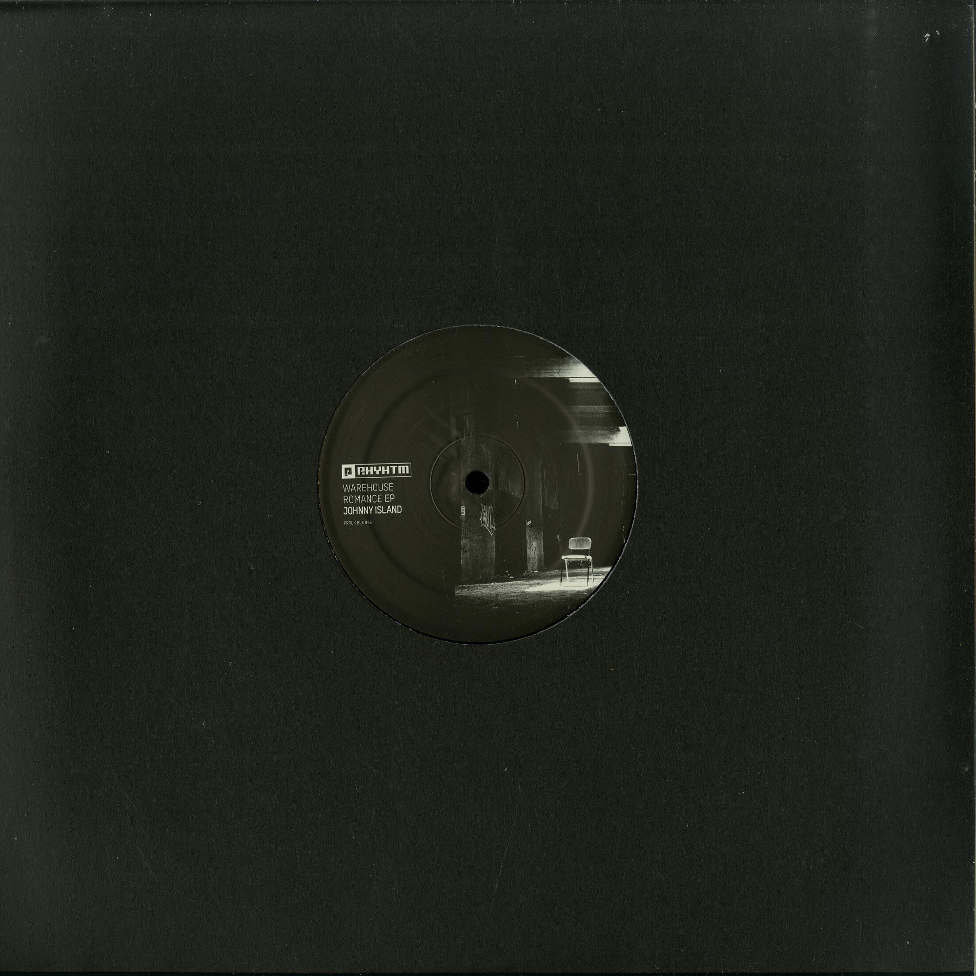 Johnny Island - WAREHOUSE ROMANCE EP