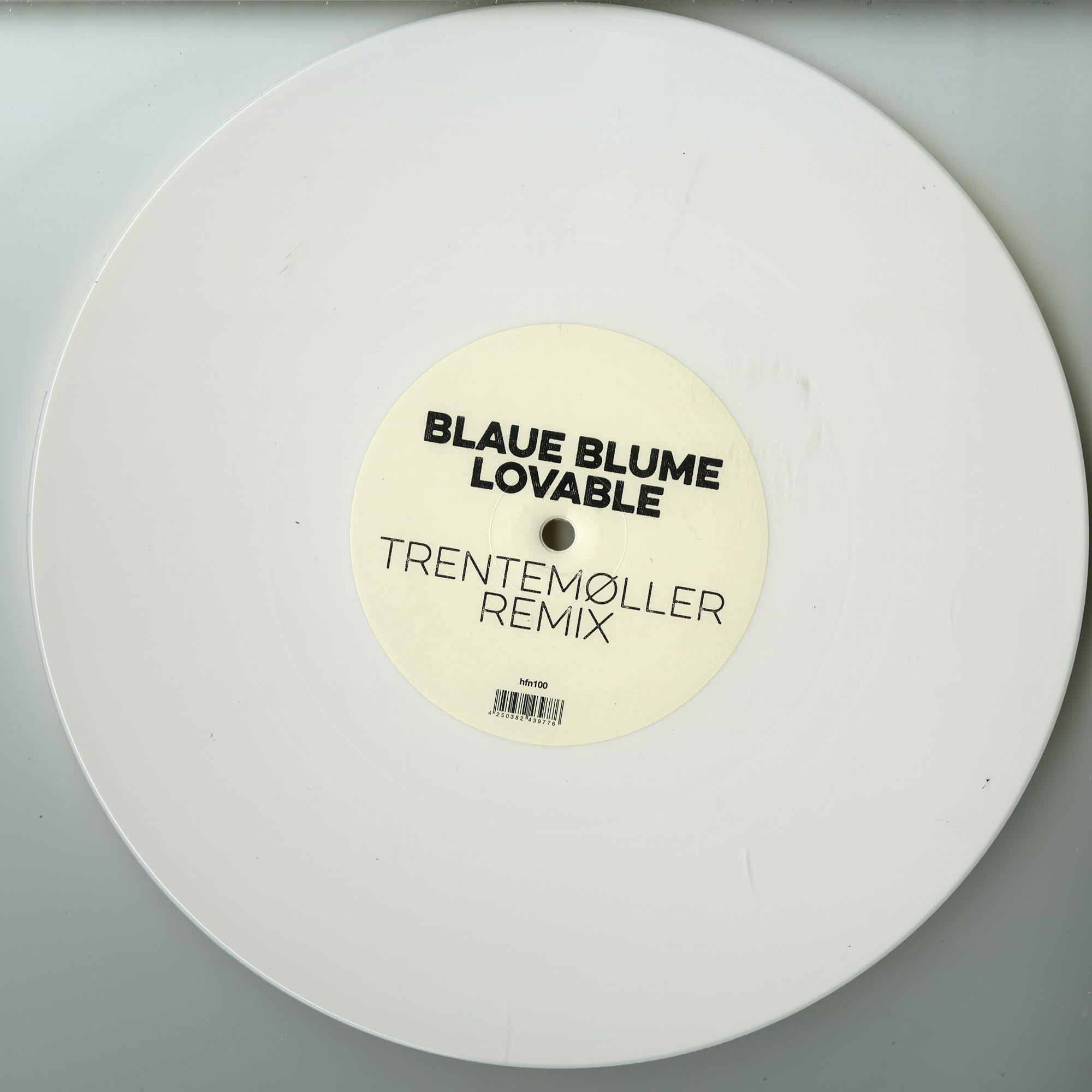 Blaue Blume - LOVABLE