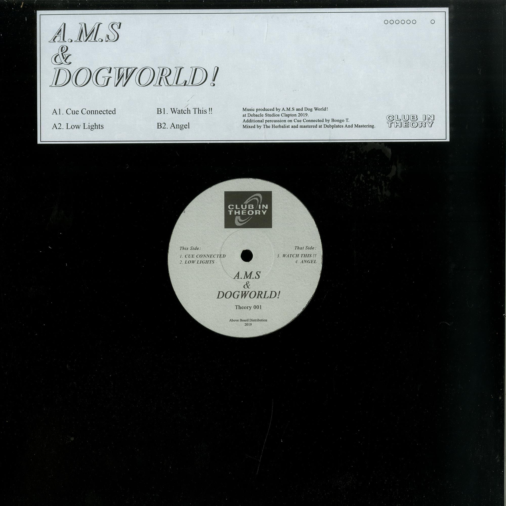 A.M.S & Dogworld! - THEORY 001
