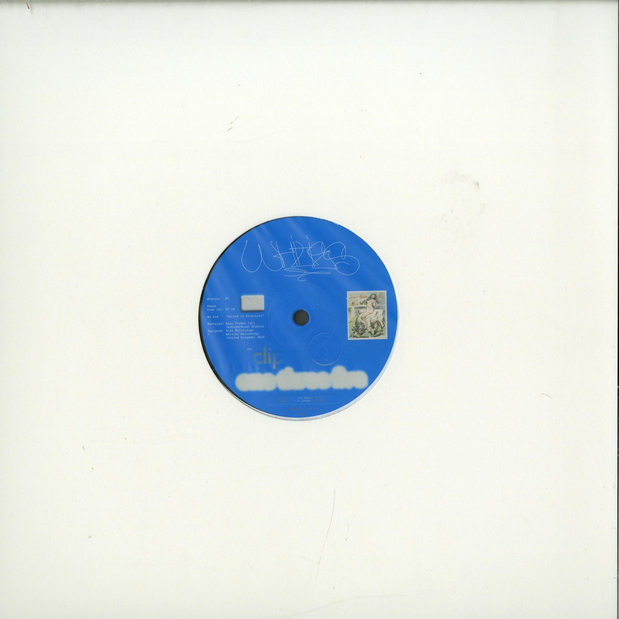 Happa - BLUE 07