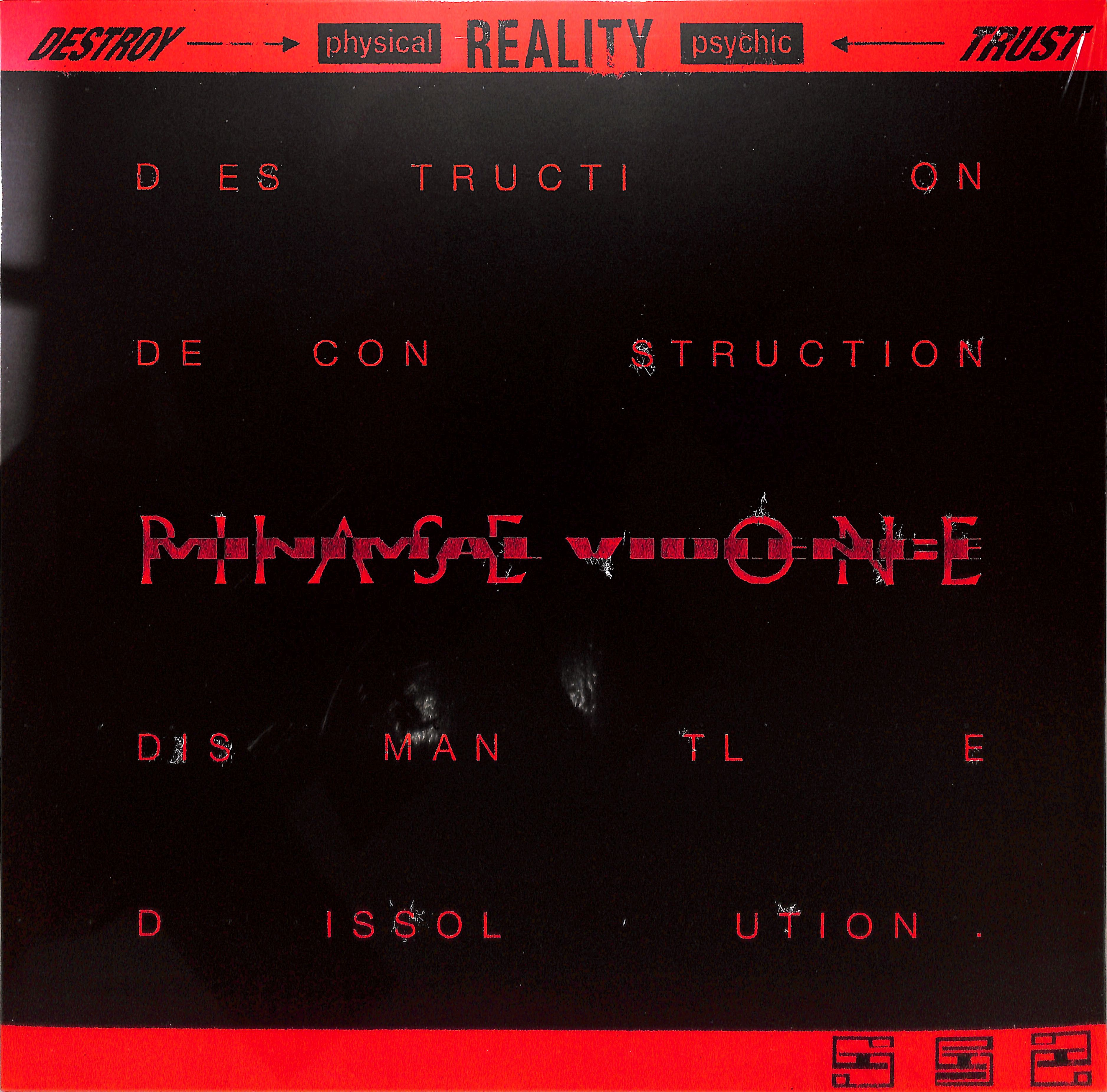Minimal Violence - DESTROY ---> PHYSICAL REALITY PSYCHIC <--- TRUST PHASE ONE
