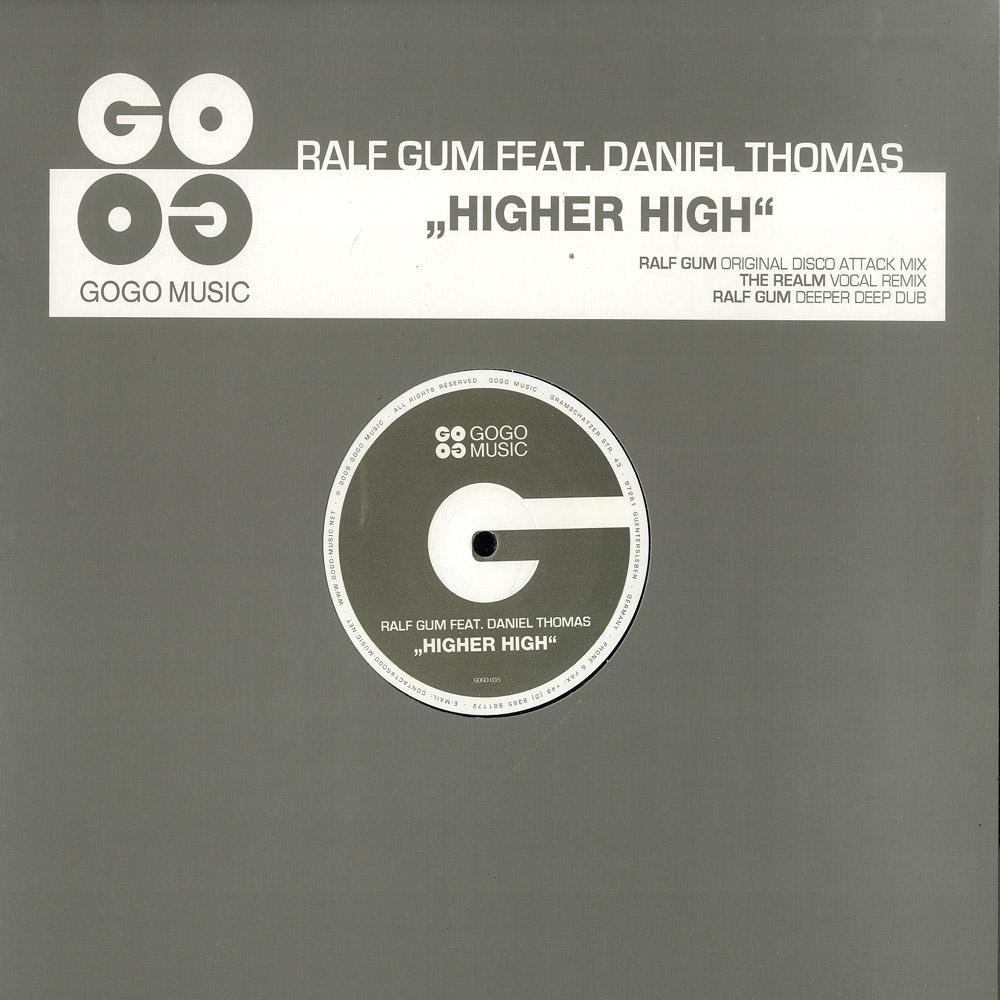 Ralf Gum ft. Daniel Thomas - HIGHER HIGH