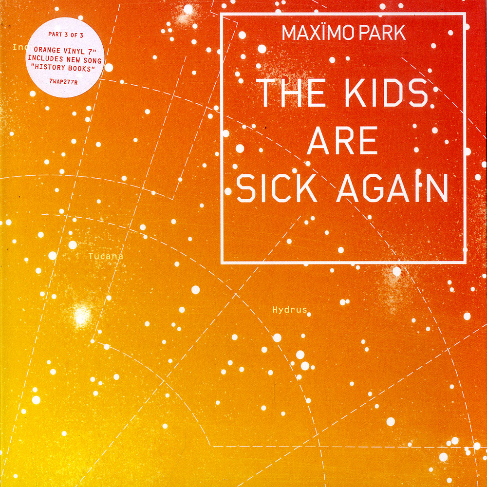 Maximo Park - THE KIDS ARE SICK AGAIN- PART 3 OF 3