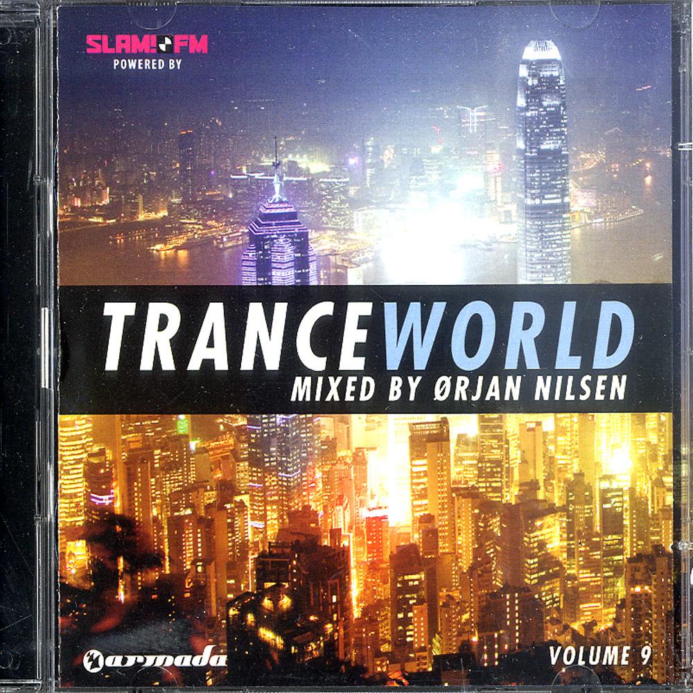 Various Artists mixed by Orjan Nilsen - TRANCE WORLD VOLUME 9