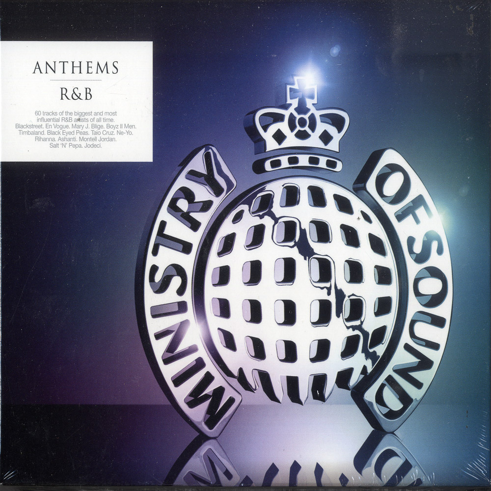 Various - ANTHEMS R&B