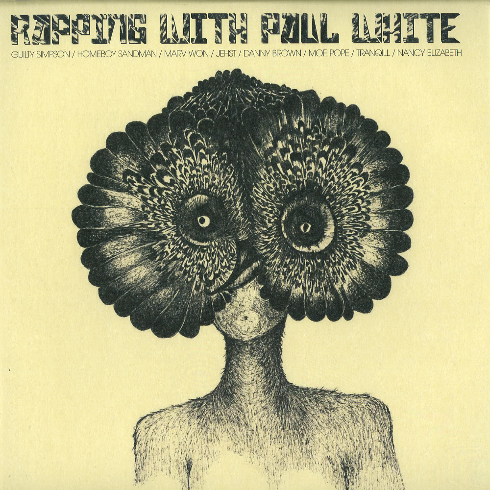 Paul White - RAPPING WITH PAUL WHITE