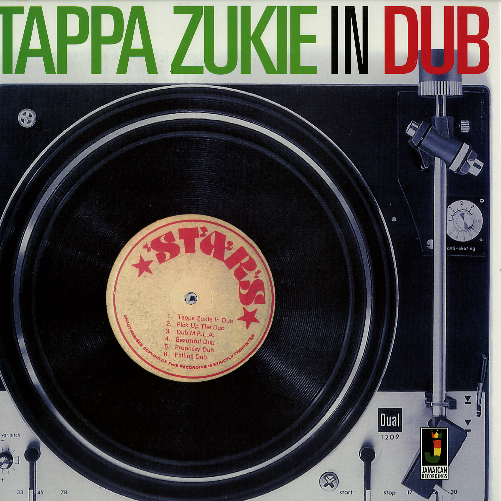 Tapper Zukie - IN DUB