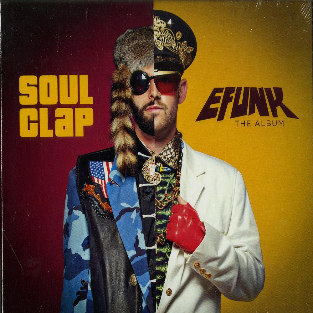 Soulclap - EFUNK: THE ALBUM