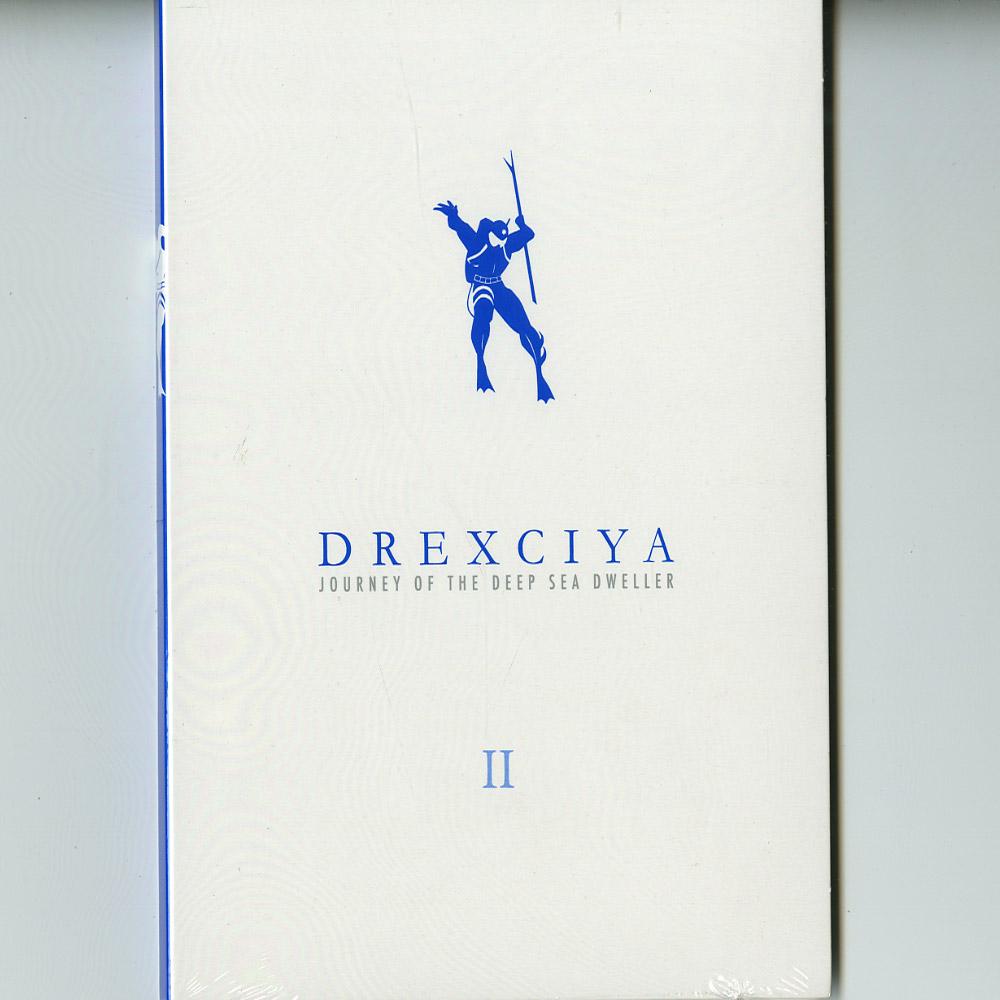 Drexciya - JOURNEY OF THE DEEP SEA DWELLER 2