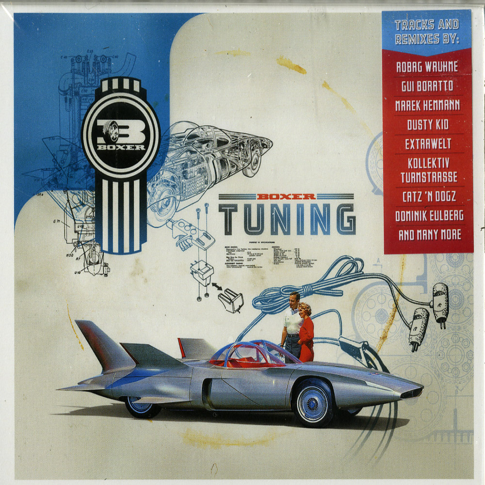 Various Artists - TUNING
