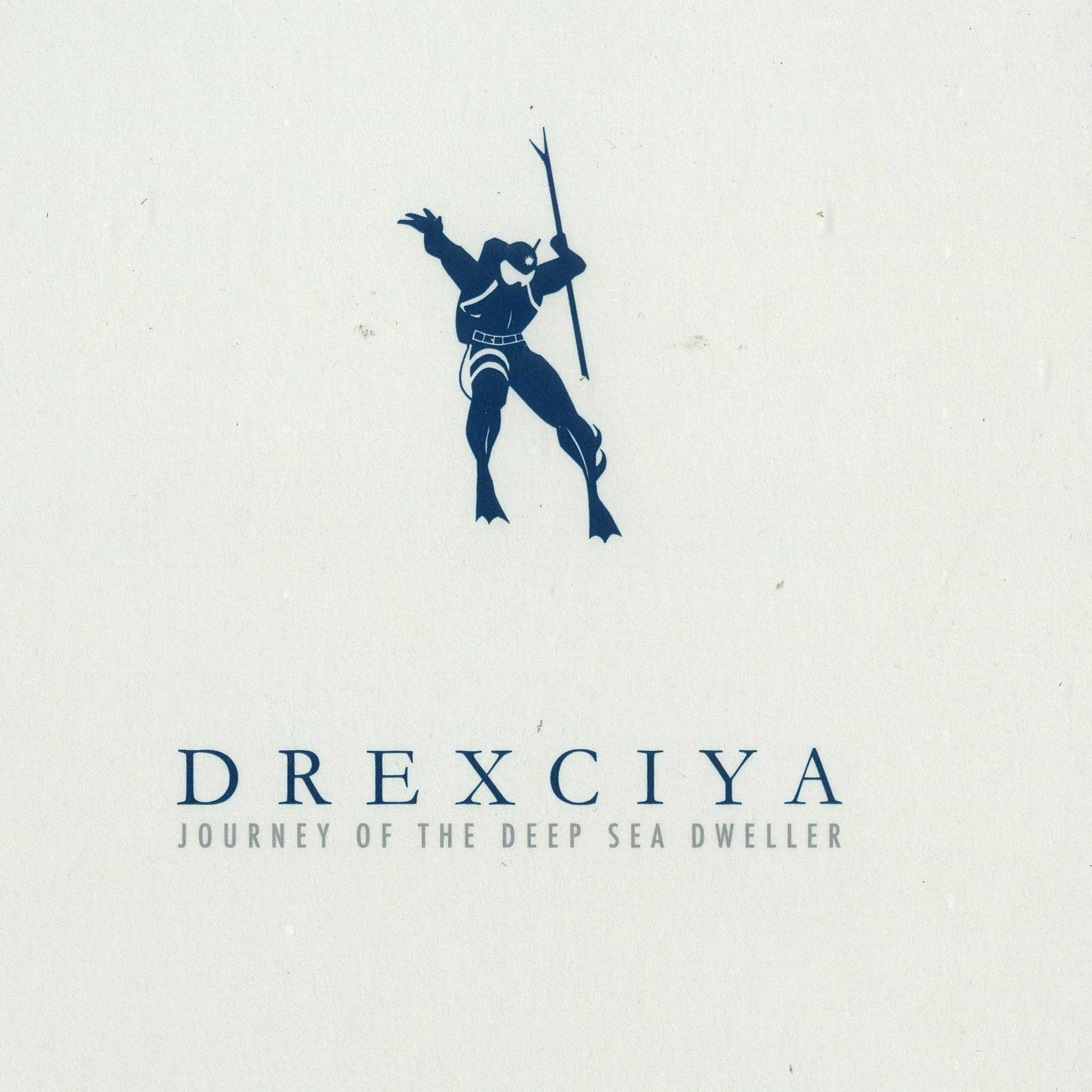 Drexciya - JOURNEY OF THE DEEP SEA DWELLER 4