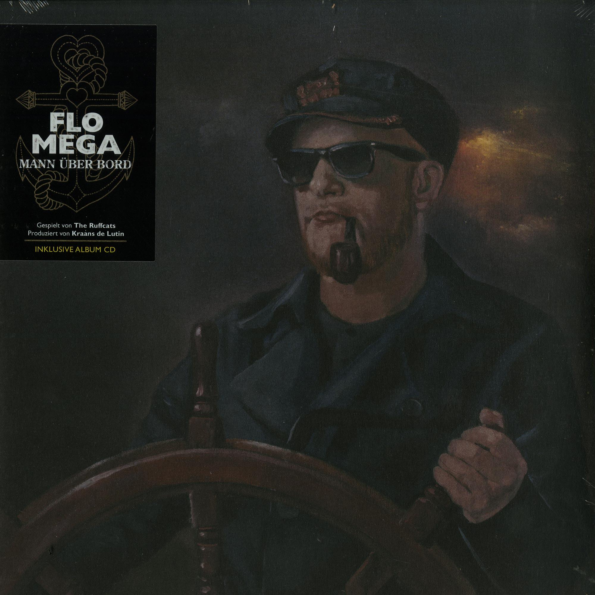Flo Mega - MANN UEBER BORD