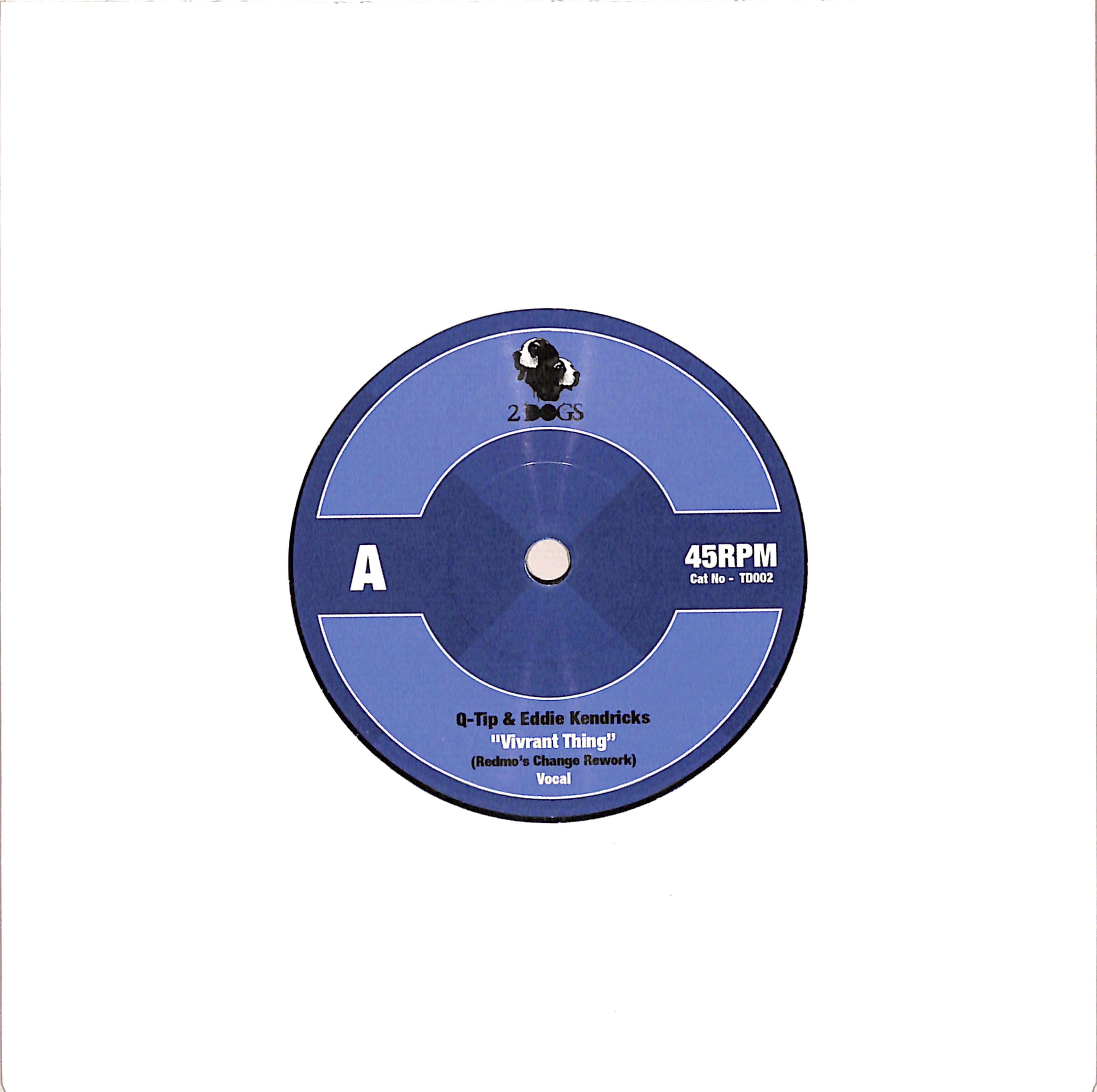 Q-Tip & Eddie Kendricks - VIVRANT THING REDMOS CHANGE REWORK