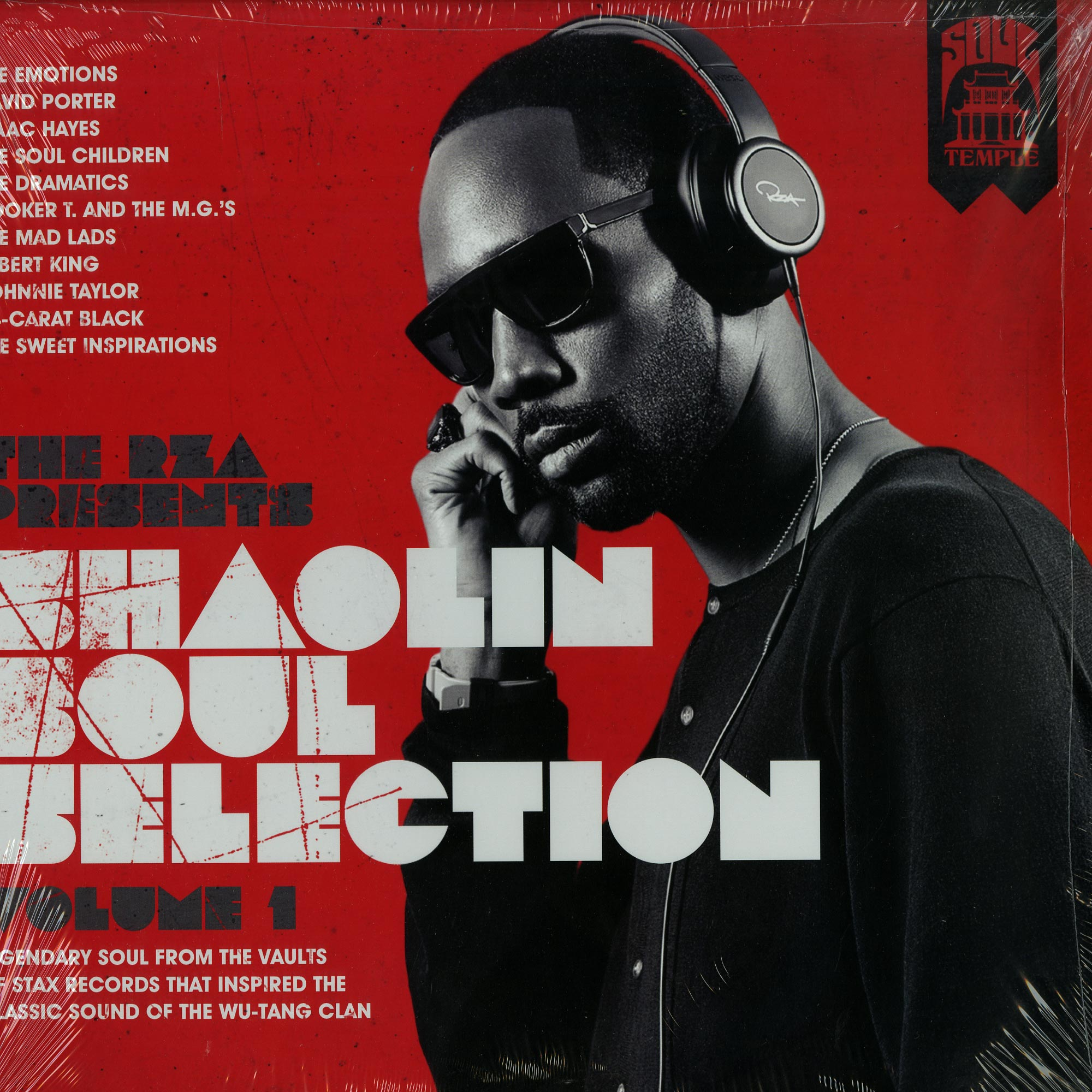 Various Artists - THE RZA PRES. - SHAOLIN SOUL SELECTION VOL. 1