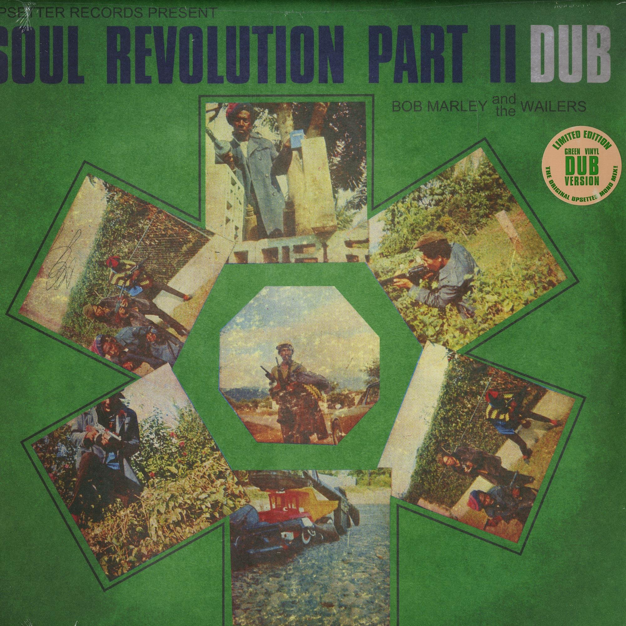 Bob Marley & The Wailers - SOUL REVOLUTION PART 2 DUB