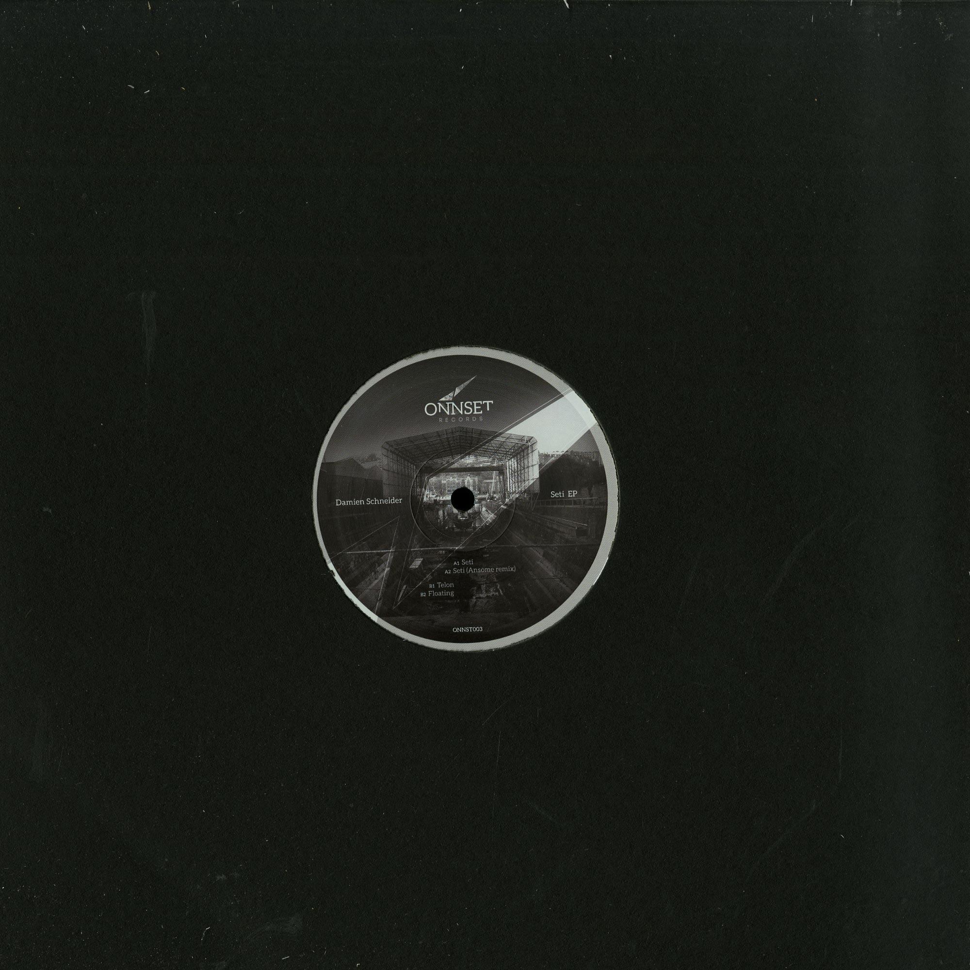 Damien Schneider - SETI EP