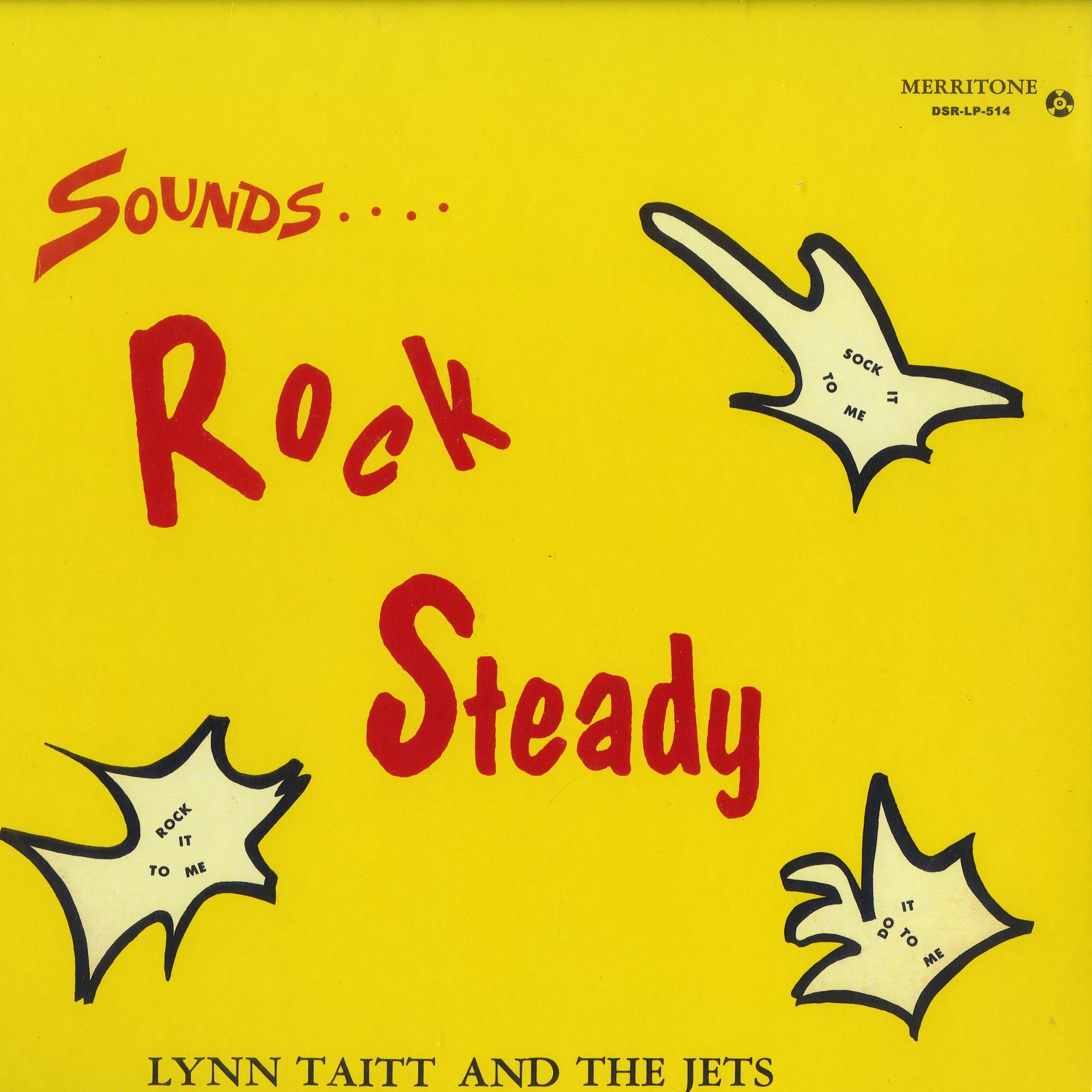 Lynn Taitt & The Jets - SOUNDS ROCK STEADY